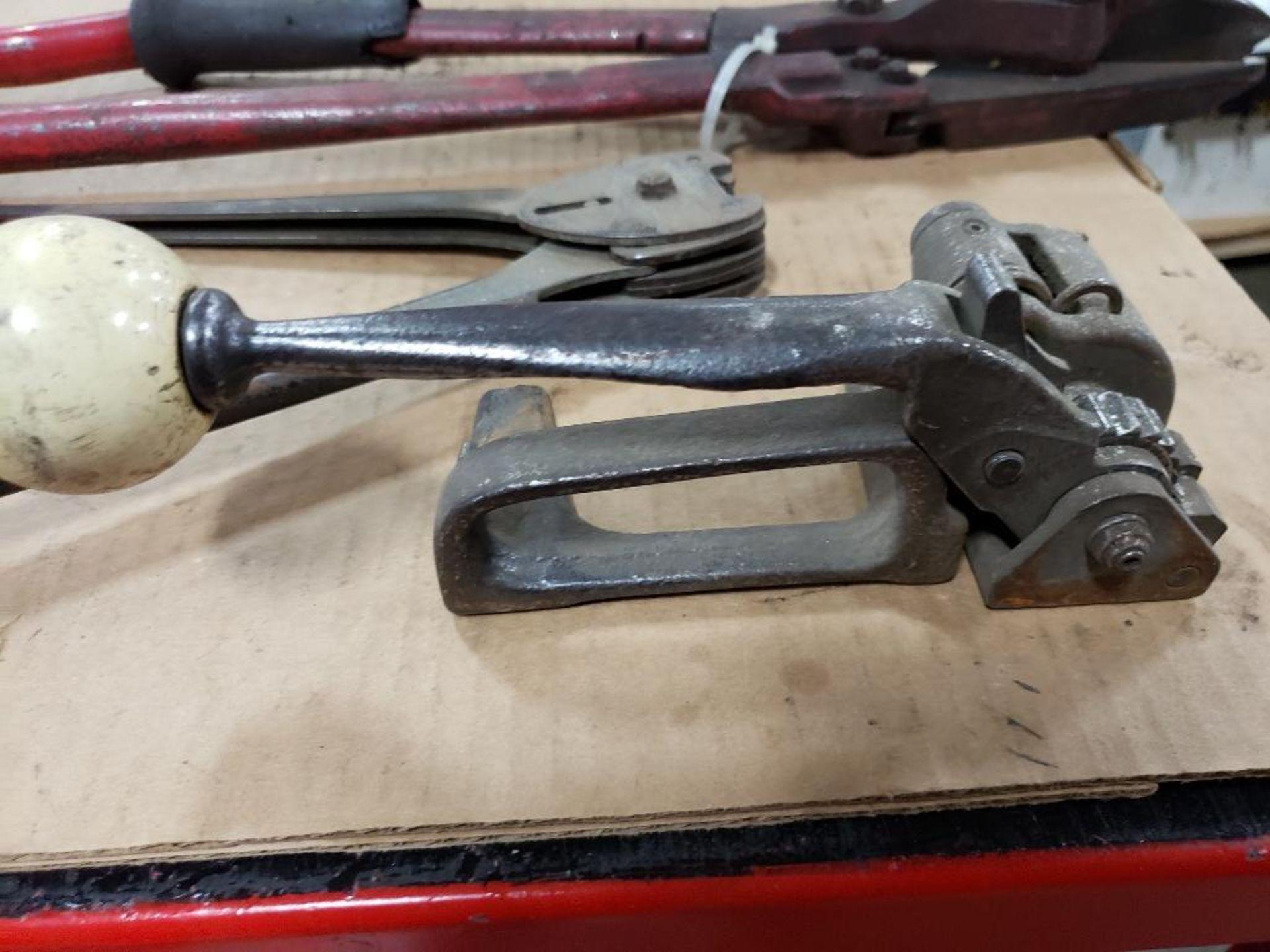 Banding tool set. - Image 2 of 7