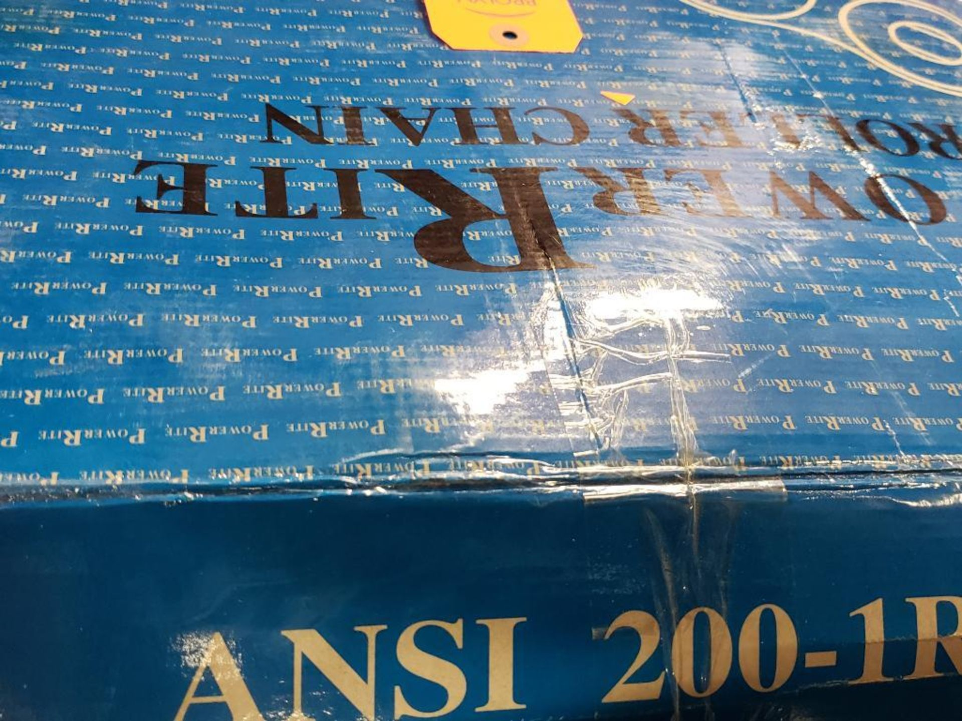 Power Rite ANSI 200-1R-10FT Roller Chain. New in Box. - Image 2 of 4