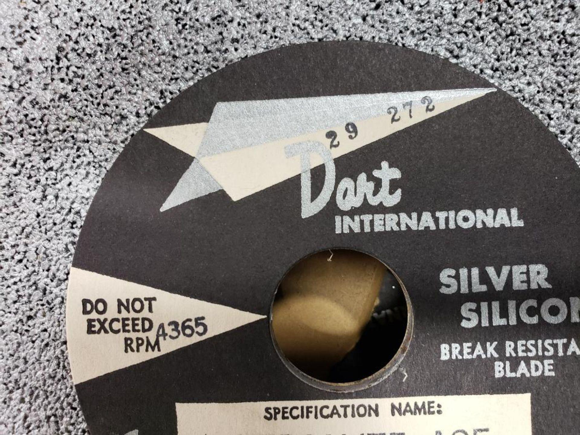 Dart International Silver Silicon break resistant grinding wheels. Versalite Ace. - Image 2 of 4