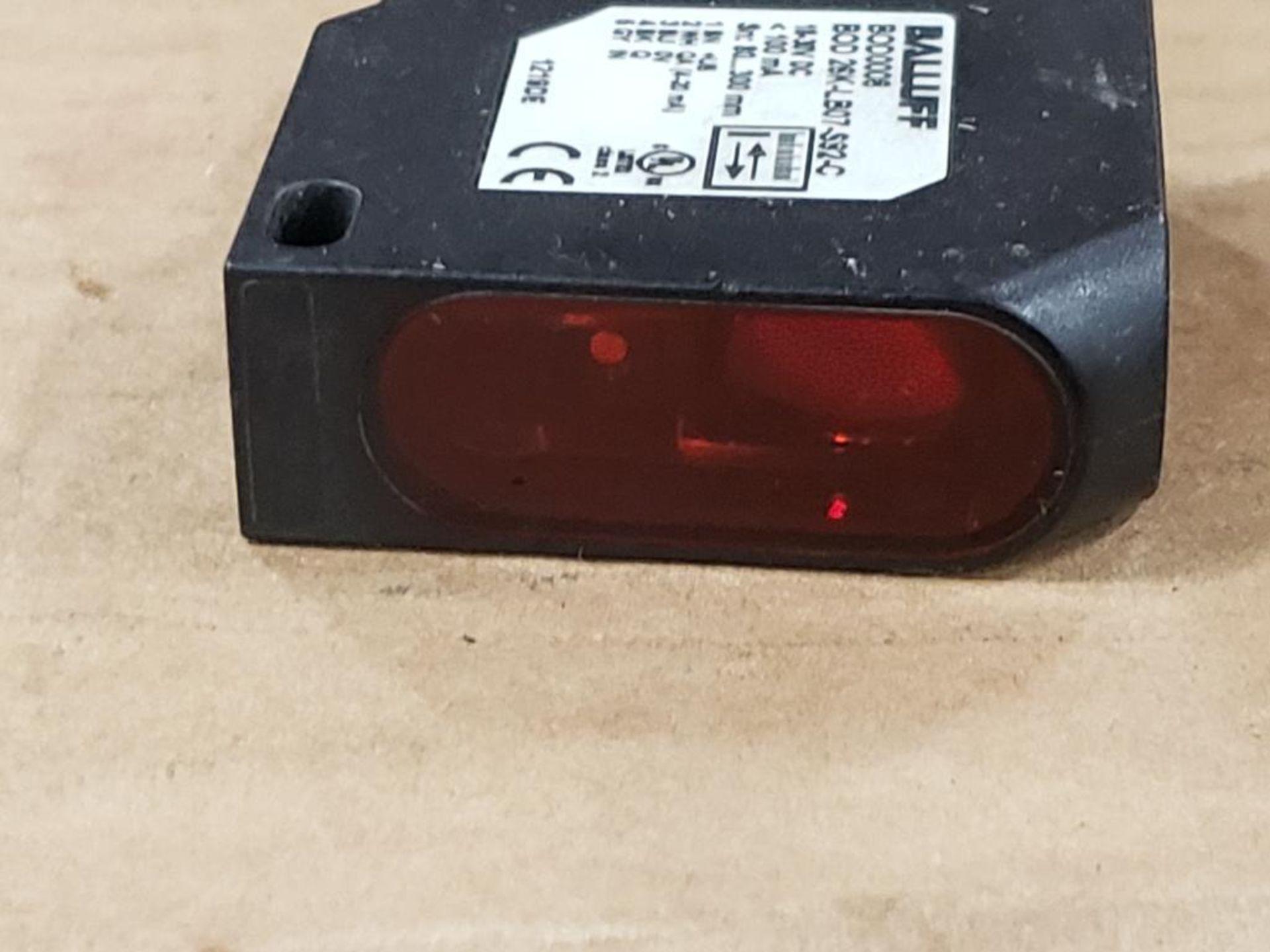 Qty 3 - Balluff BOD0008 BOD 26K-LB07-S92-C Sensor. - Image 7 of 10