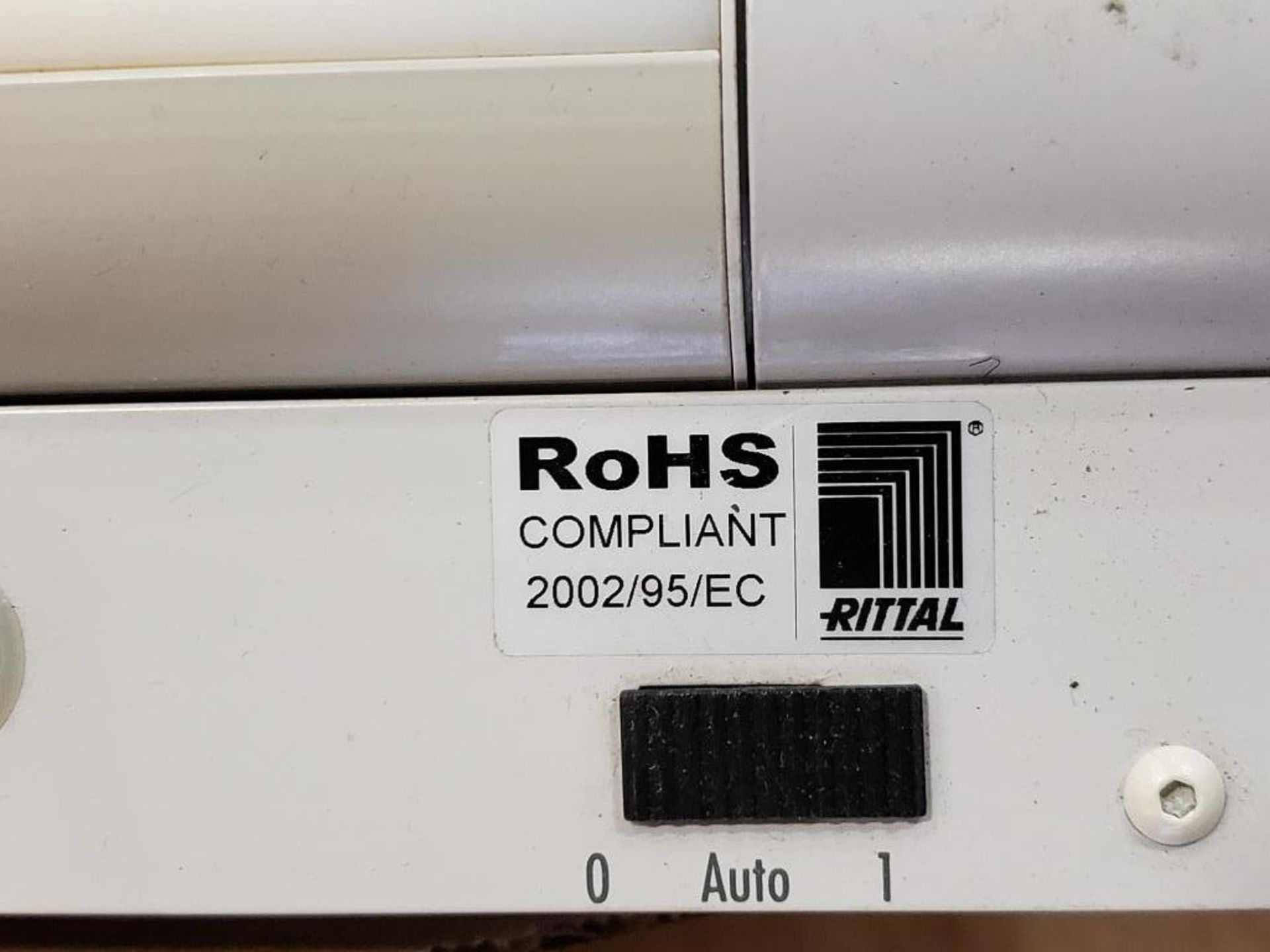 Rittal SZ-4155.500 Universal cabinet light with motion detector. Cord included. - Image 2 of 4