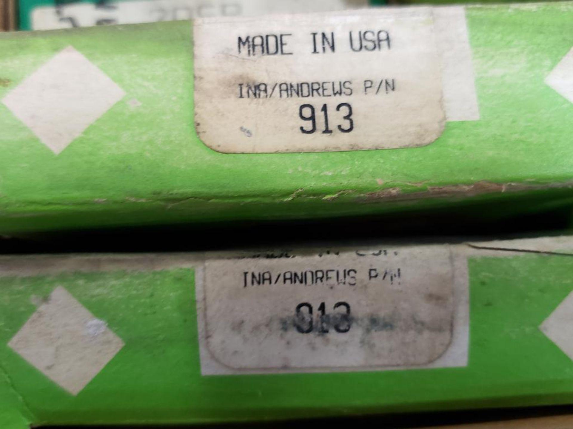 Assorted bearings. INA, Fafnir. - Image 7 of 14