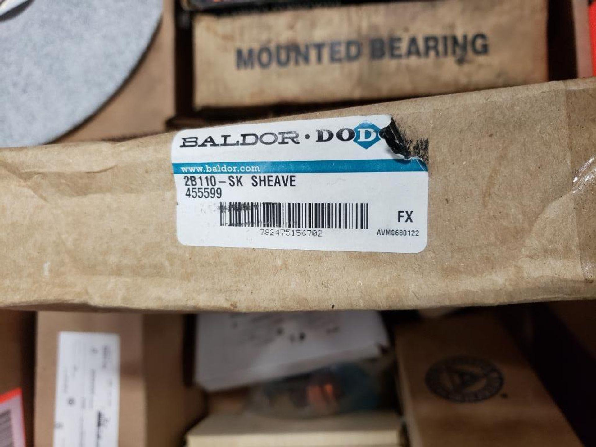 Assorted hardware. Baldor, Appleton. - Image 2 of 6