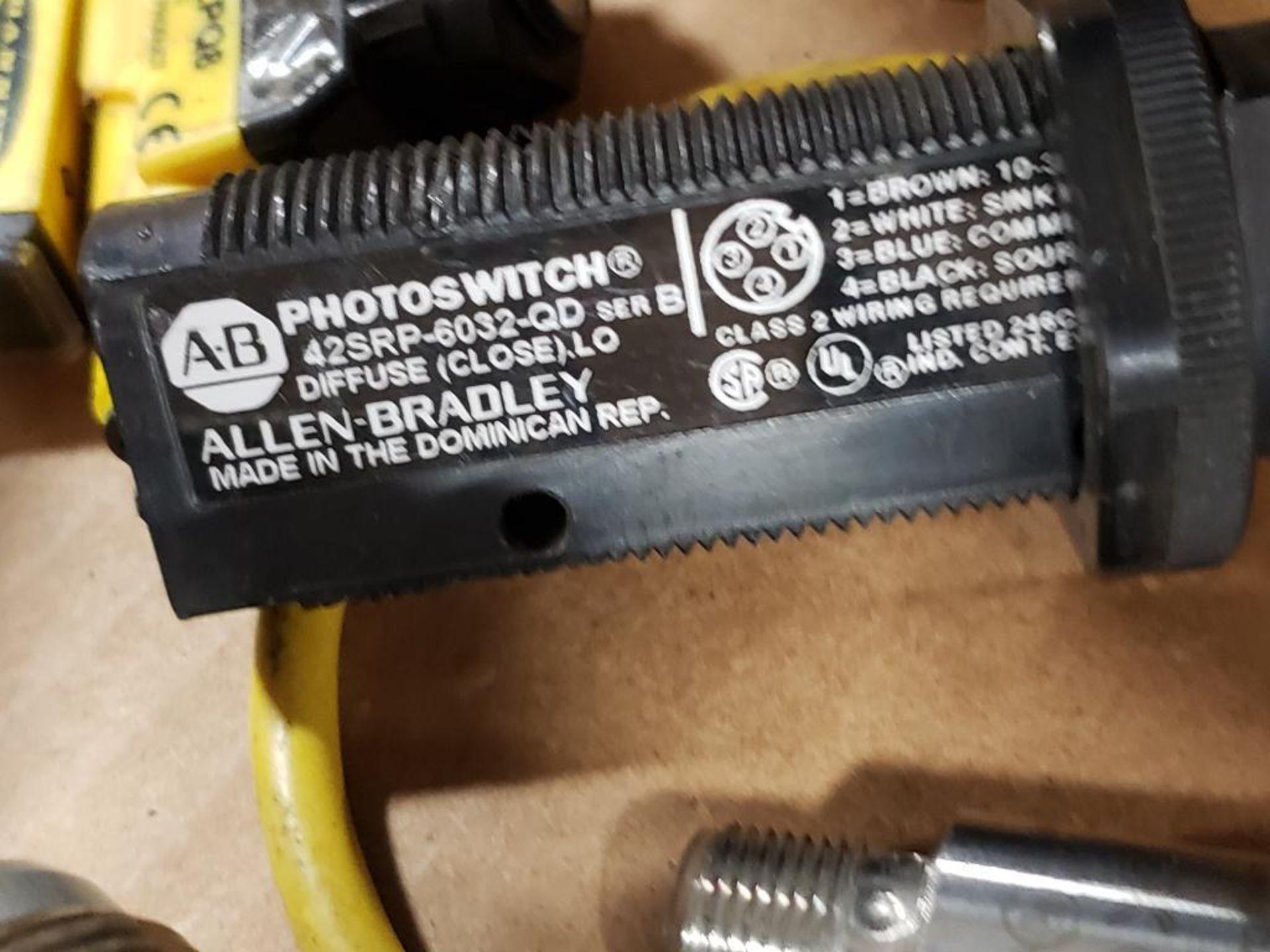Assorted electrical sensors. Allen Bradley, Banner, Sick, Schmersal. - Image 3 of 7