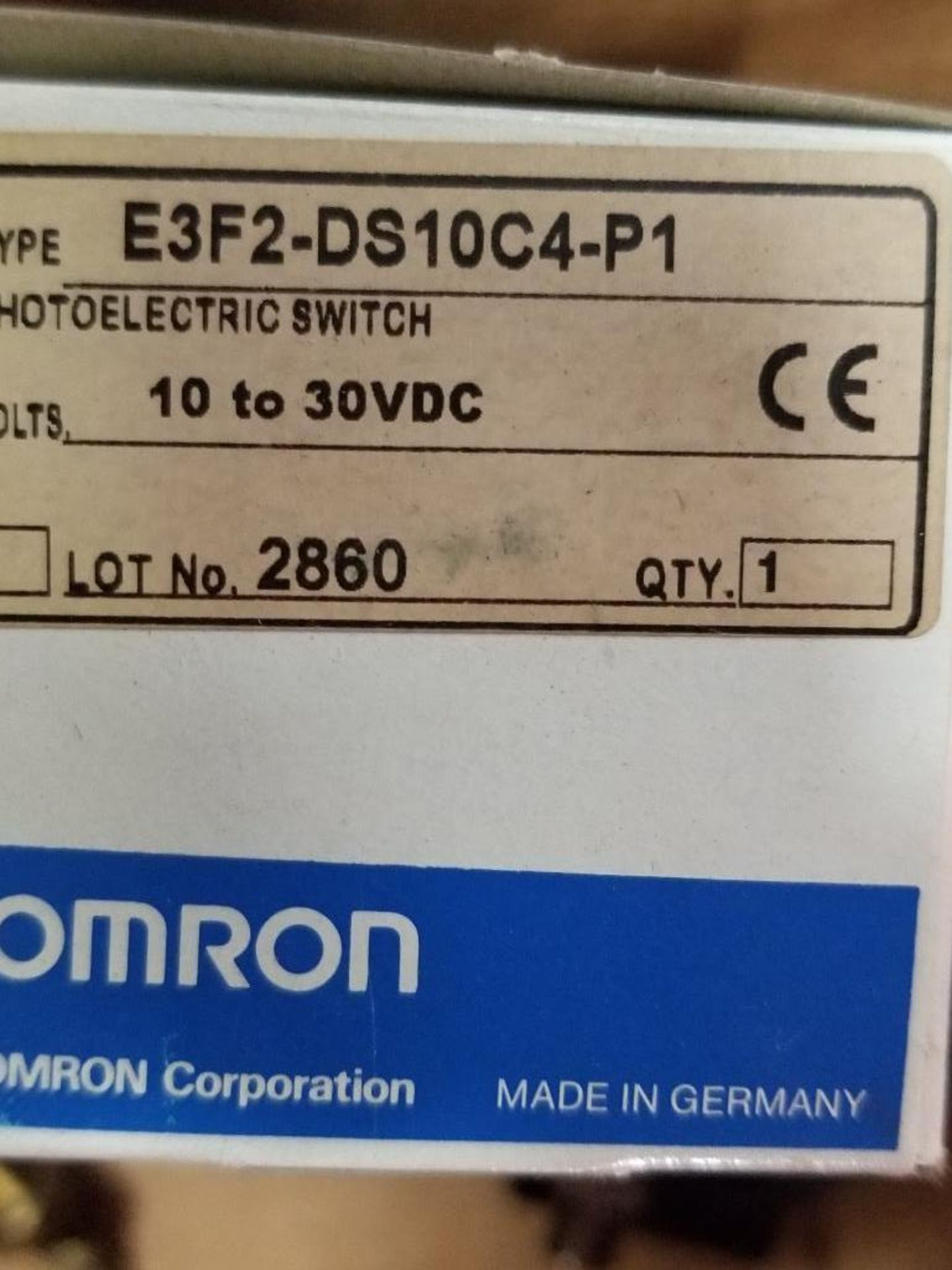 Assorted electrical. Omron, Banner, Numatics, USON. - Image 9 of 9