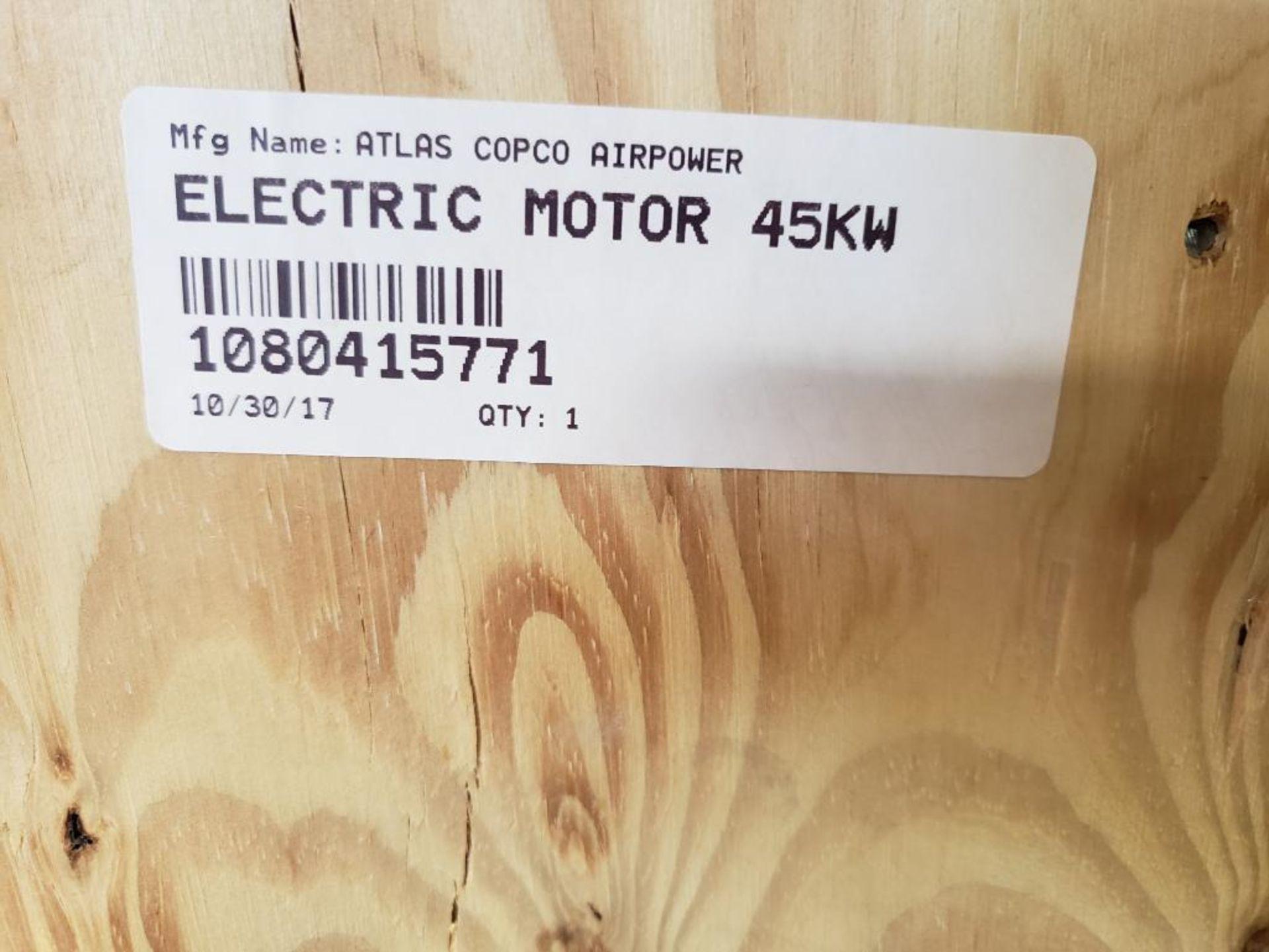 45kW Siemens 3PH motor. 1LA92092AA91-ZT56. 200V, 2965RPM. - Image 8 of 9