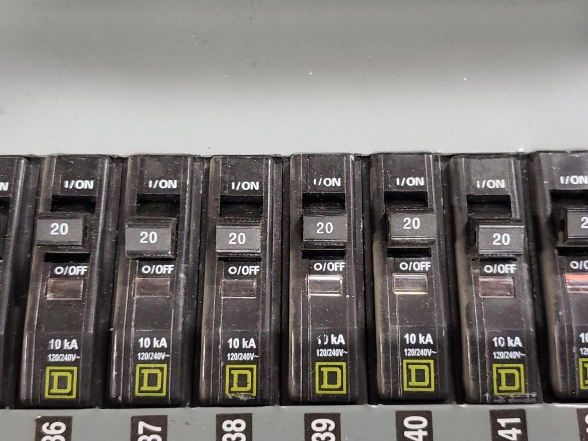 Square-D LX62TS Type-1 Enclosure. - Image 10 of 14