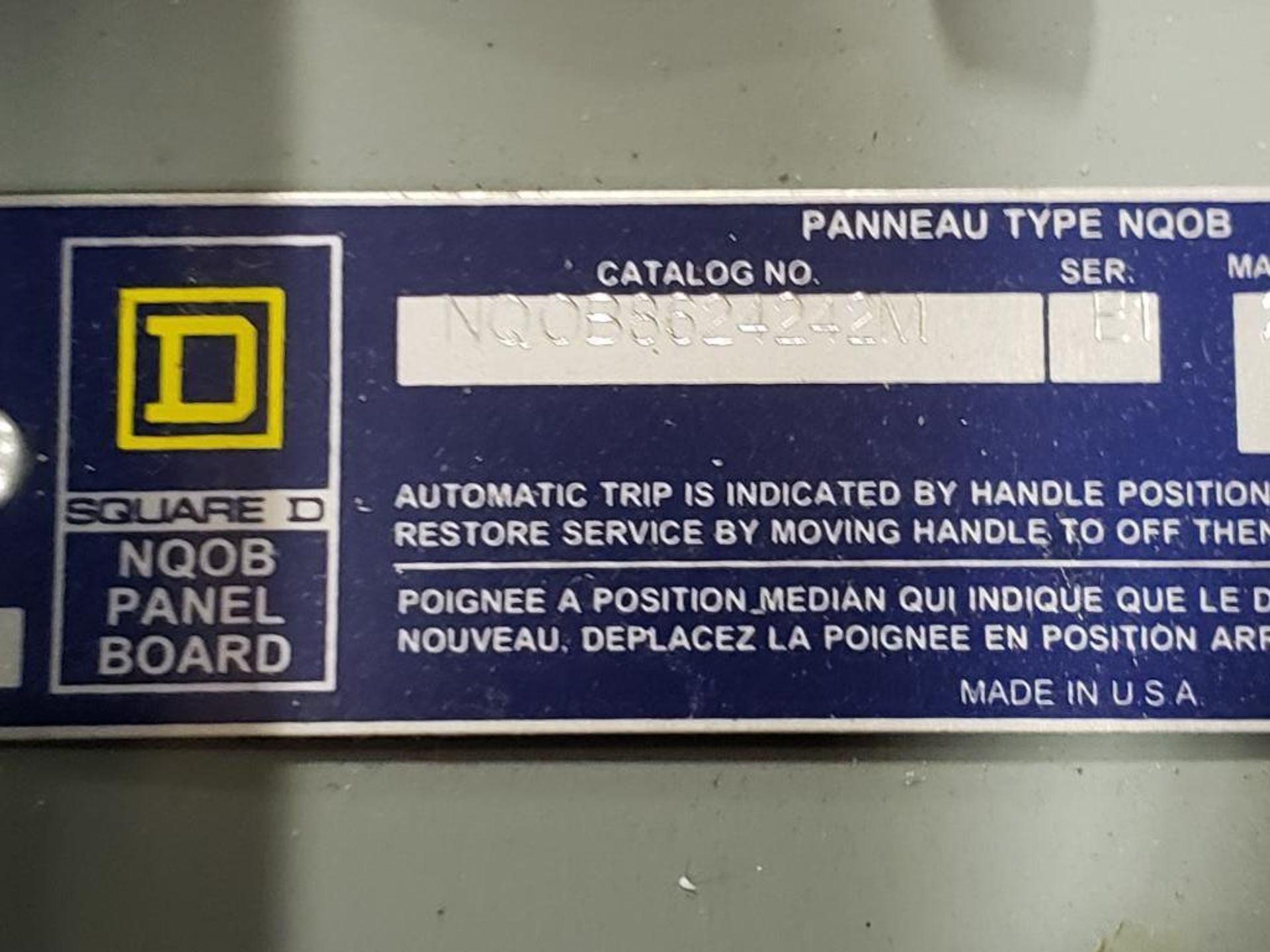 Square-D LX62TS Type-1 Enclosure. - Image 9 of 11
