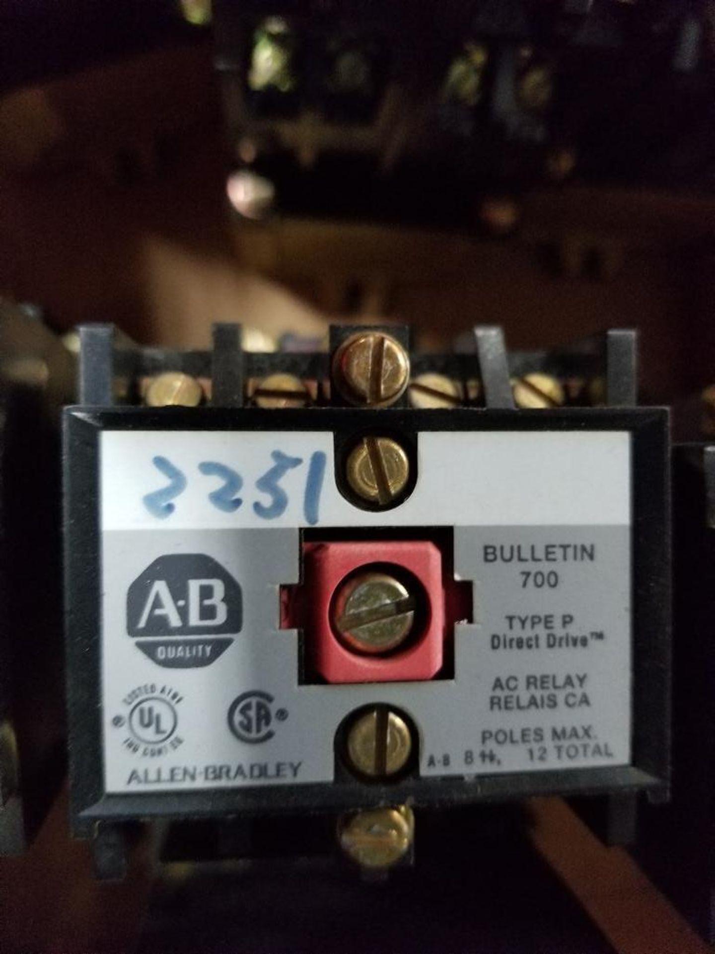 Assorted Allen Bradley contactor. - Image 6 of 8
