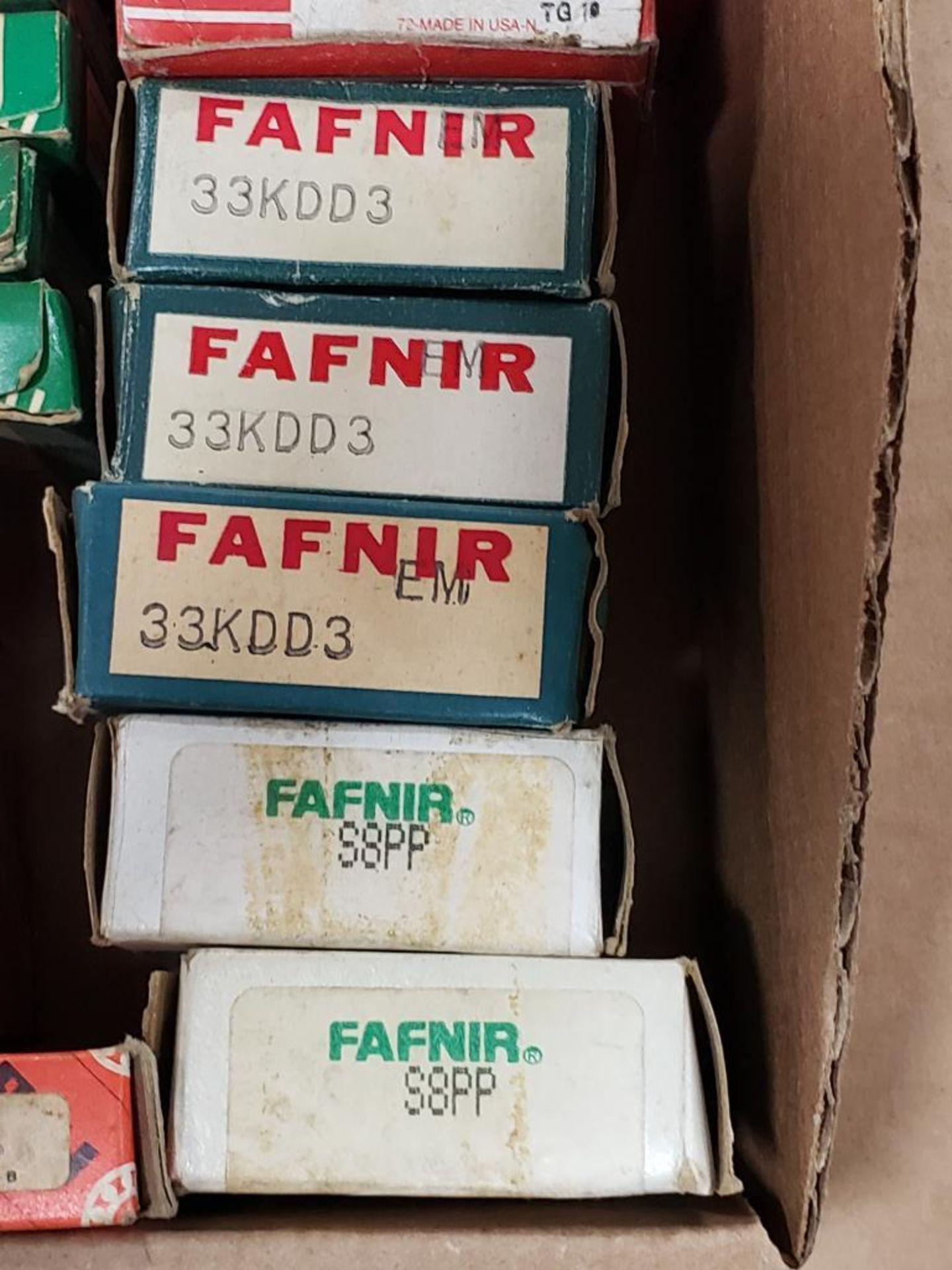 Assorted bearings. NSK, Fafnir, SKF, MRC. - Image 8 of 8