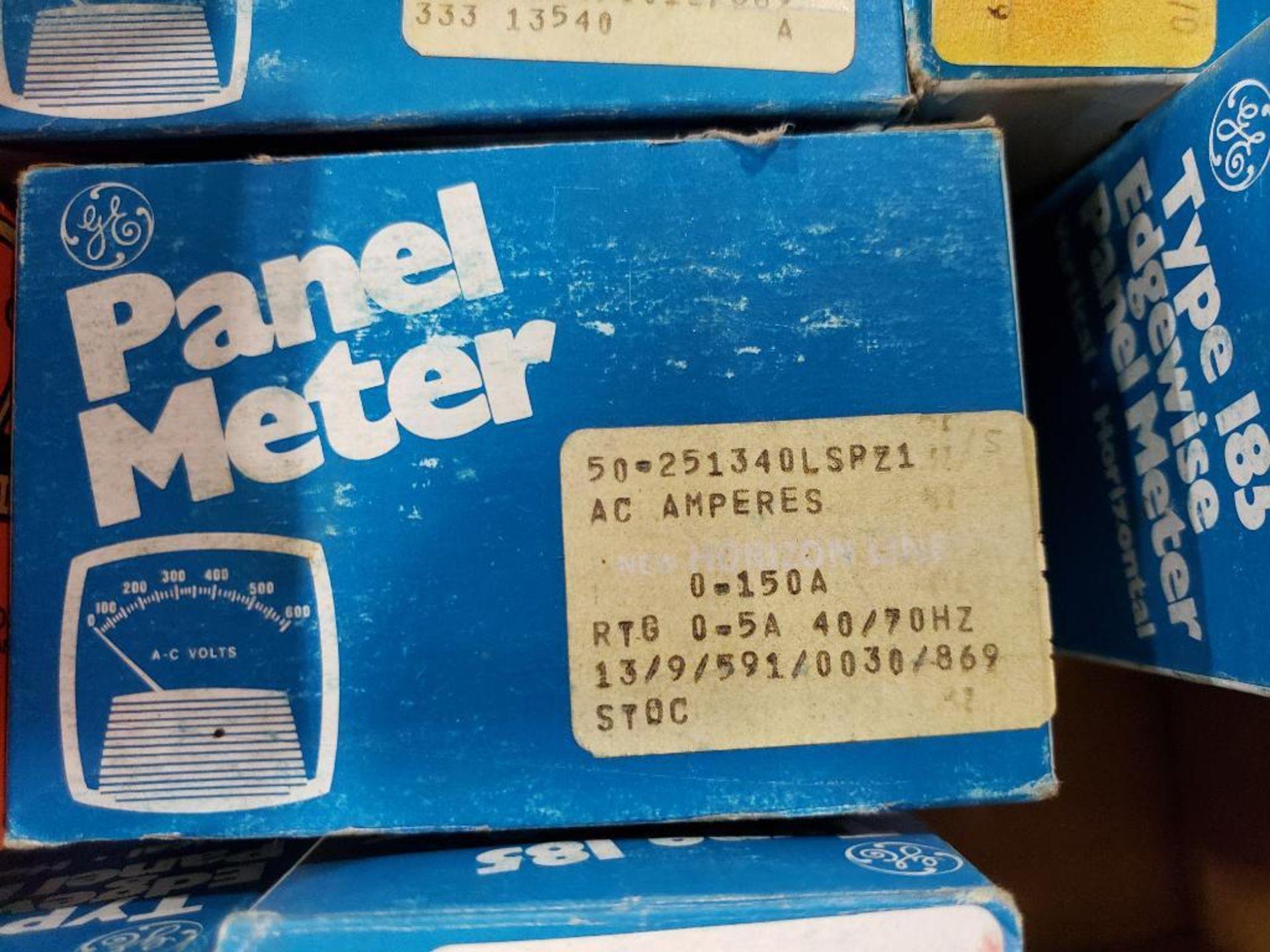 Assorted panel meters. Simpson, Panel Meter. - Image 8 of 12