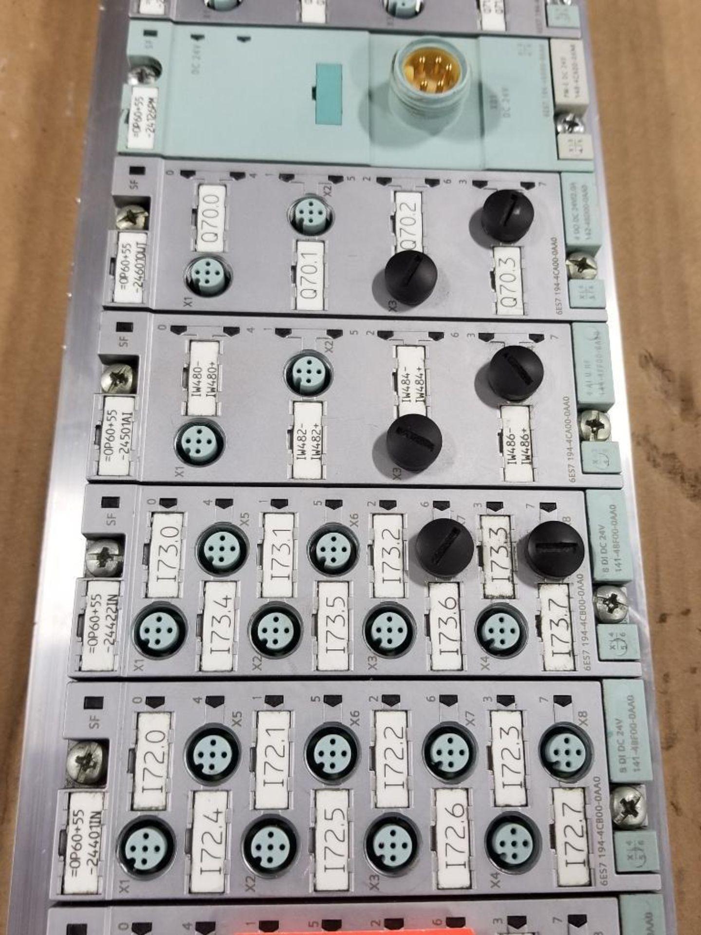 Siemens ET200-pro flow control line. 6ES7-154-1AA01-0AB0. - Image 2 of 4