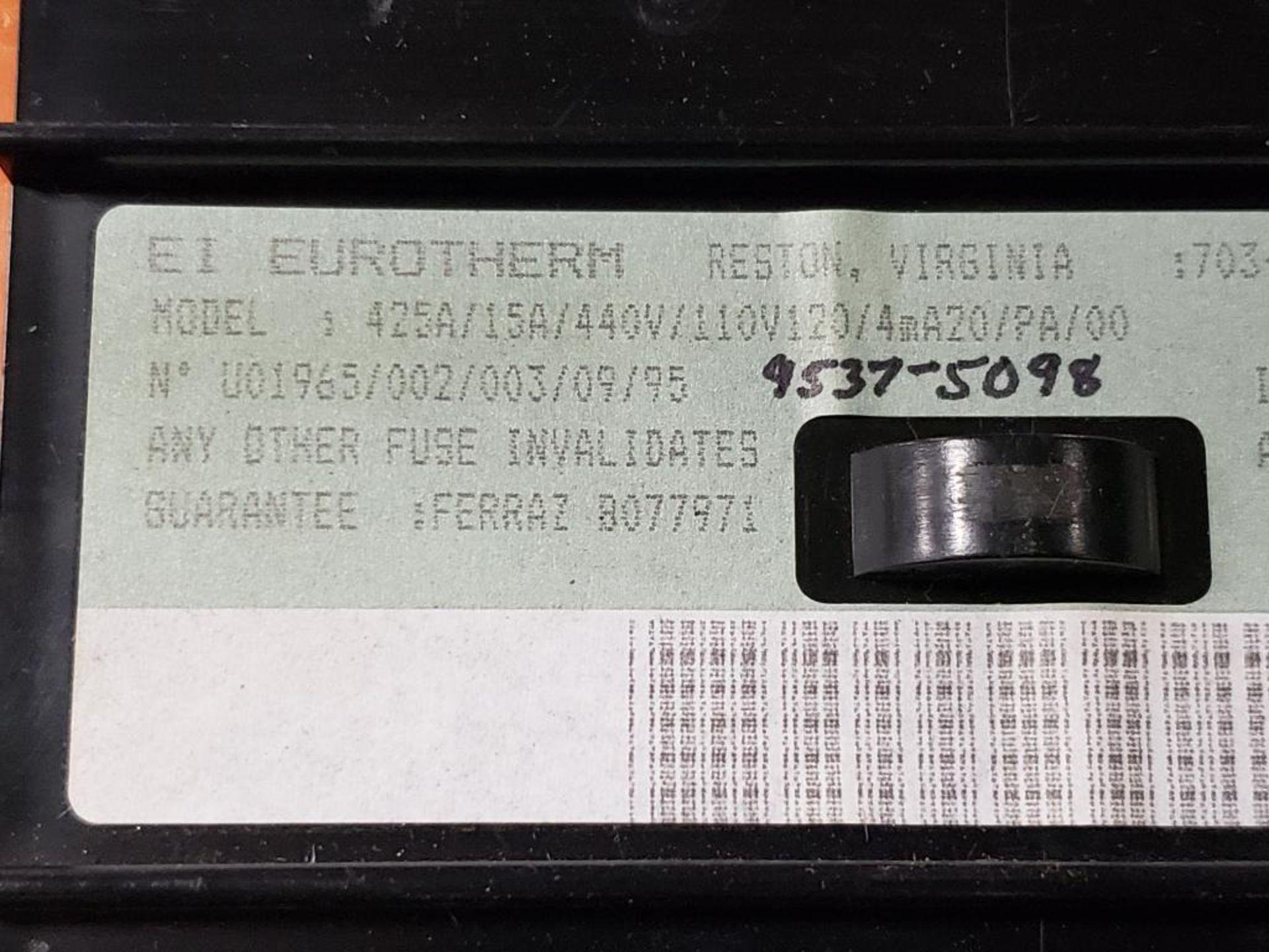 Assorted electrical. Keyence, Watlow. - Image 9 of 10