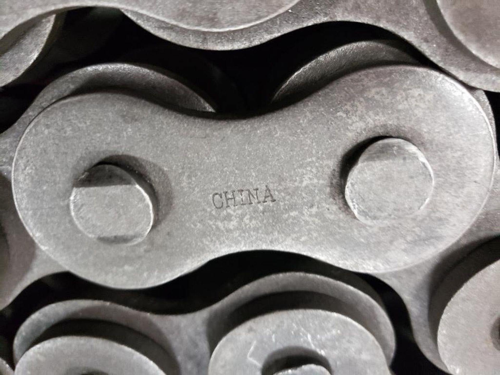 10FT #200 Roller chain. - Image 4 of 5