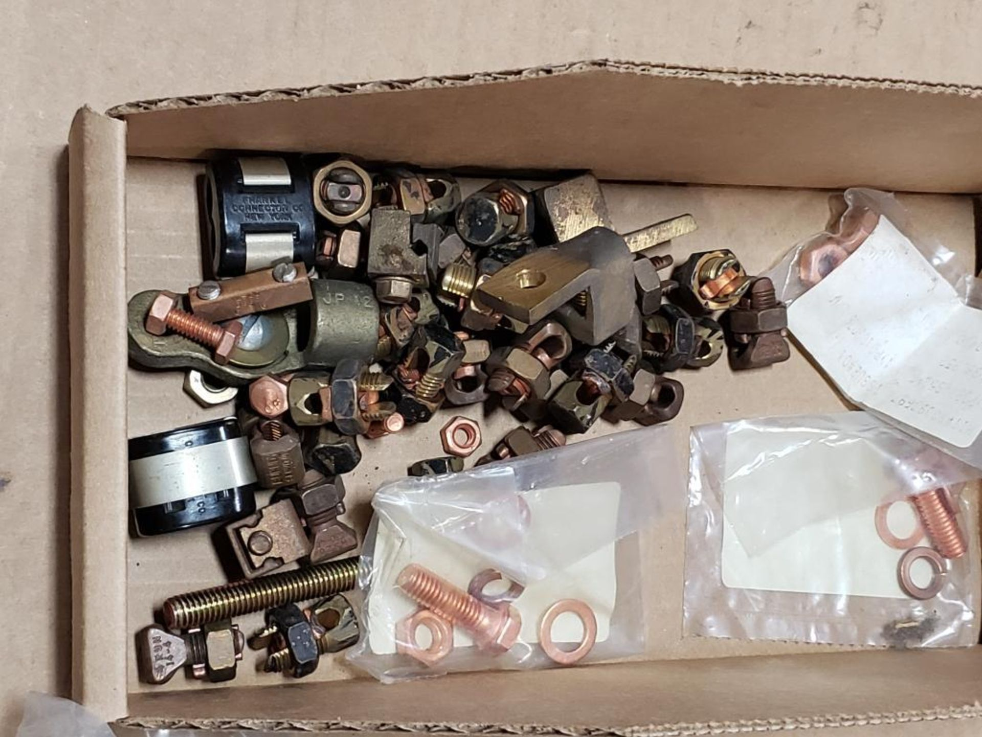 Assorted electrical wire terminals. - Image 2 of 3