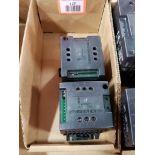 Qty 2 - Watlow DIN-A-Mite DB10-24C0-0000 power controller.