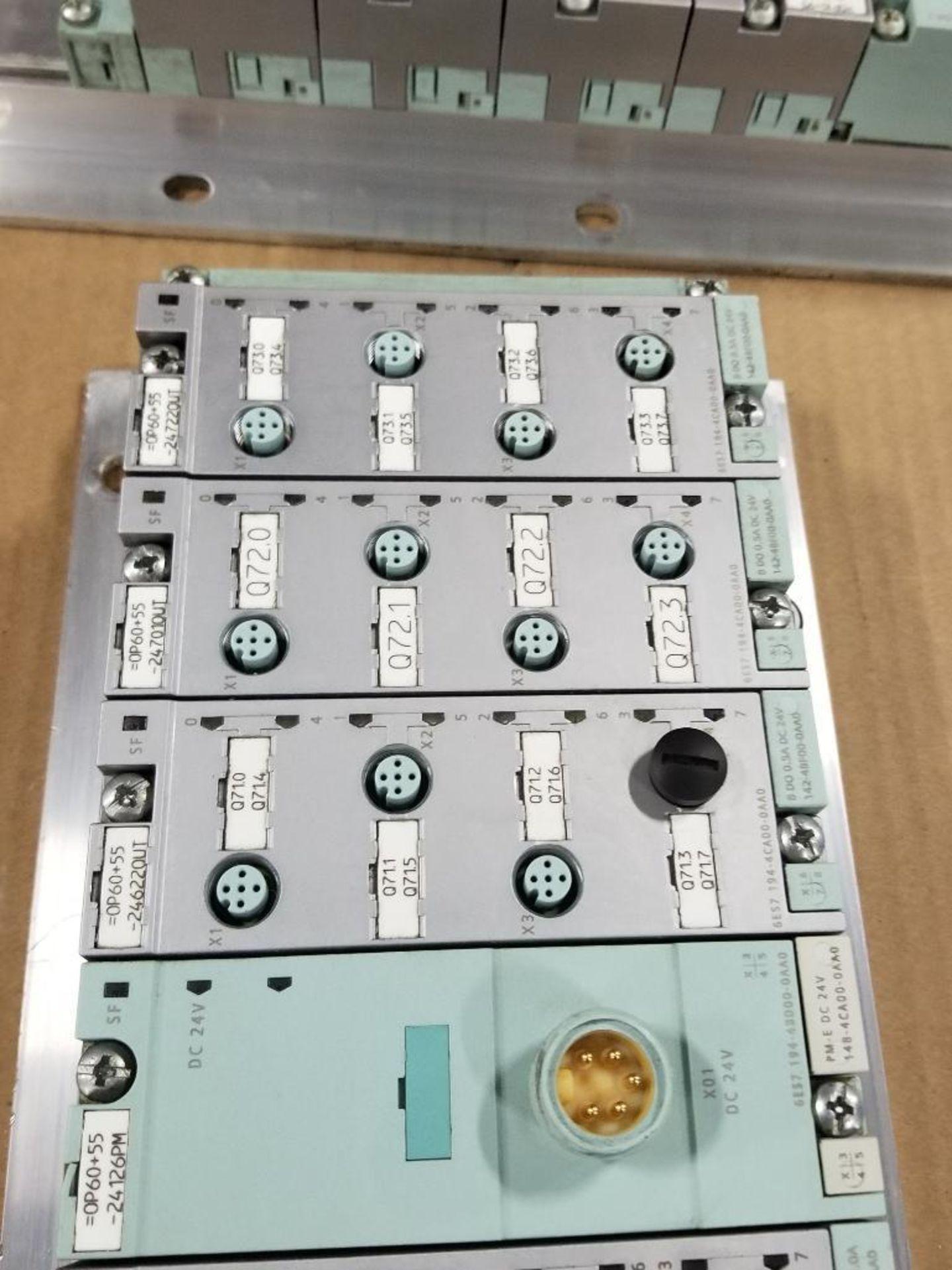 Siemens ET200-pro flow control line. 6ES7-154-1AA01-0AB0. - Image 3 of 4