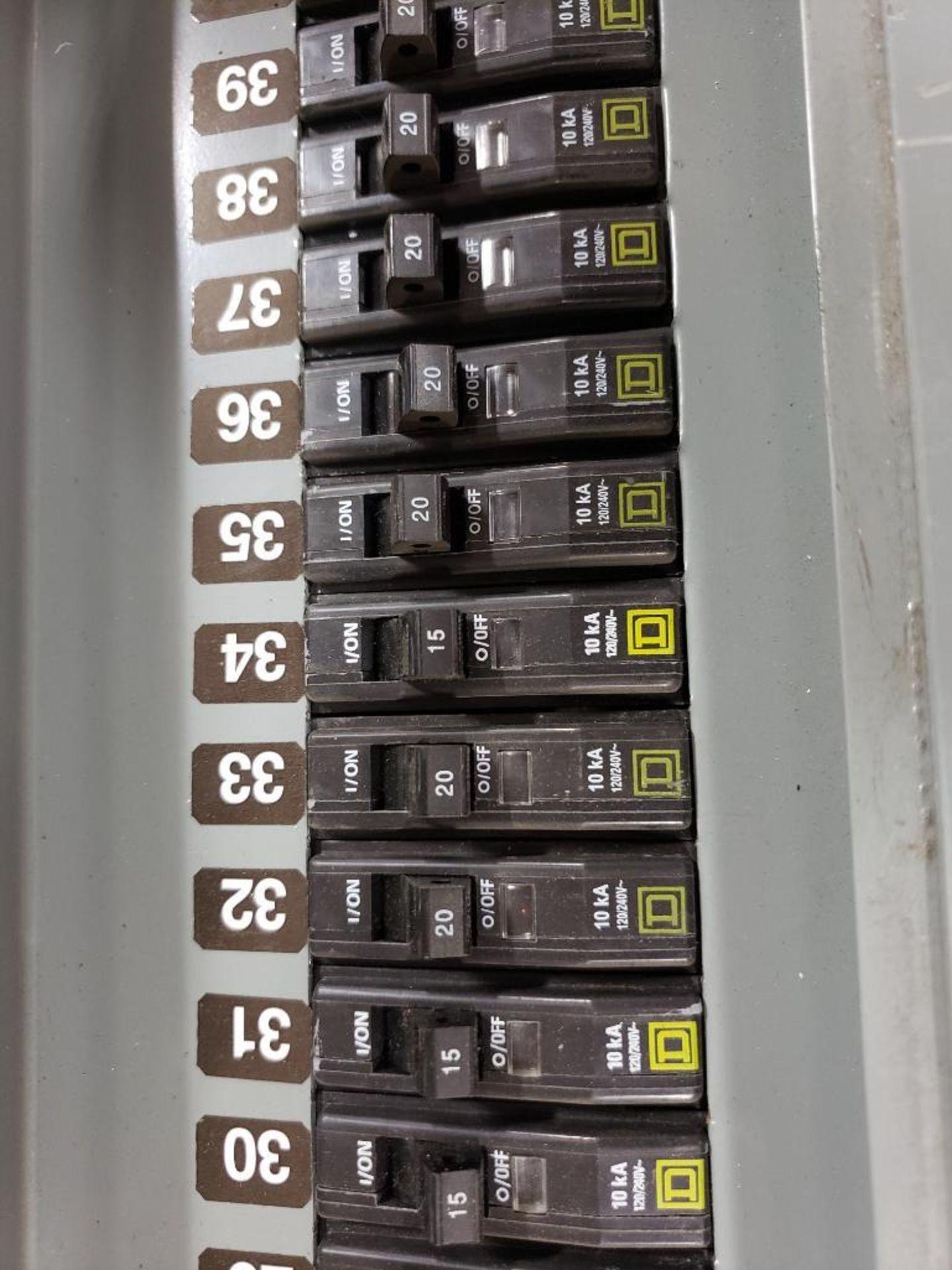 Square-D LX62TS Type-1 Enclosure. - Image 7 of 11