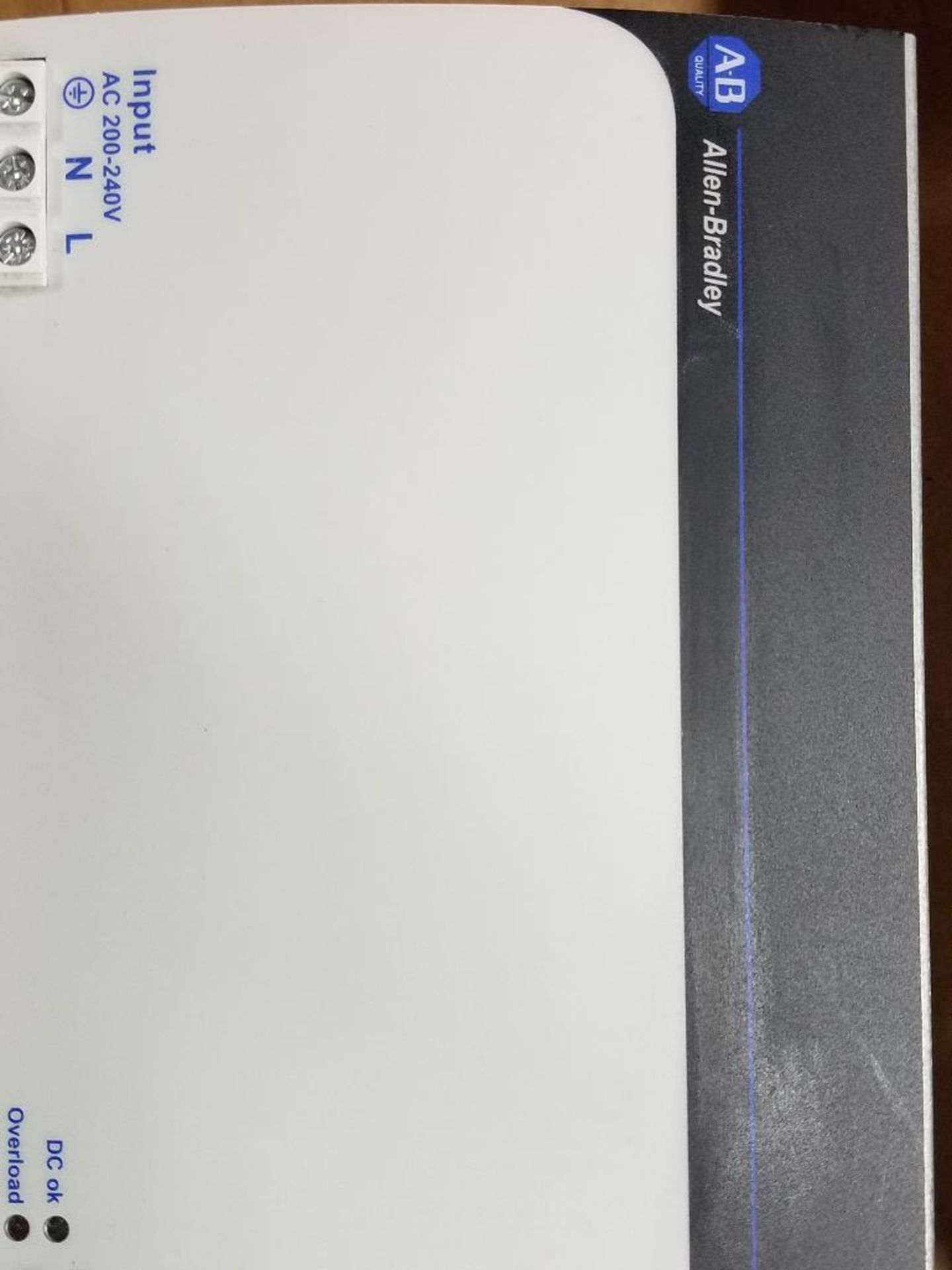 Allen Bradley 1606-XL power supply. 1606-XL480E. - Image 3 of 4