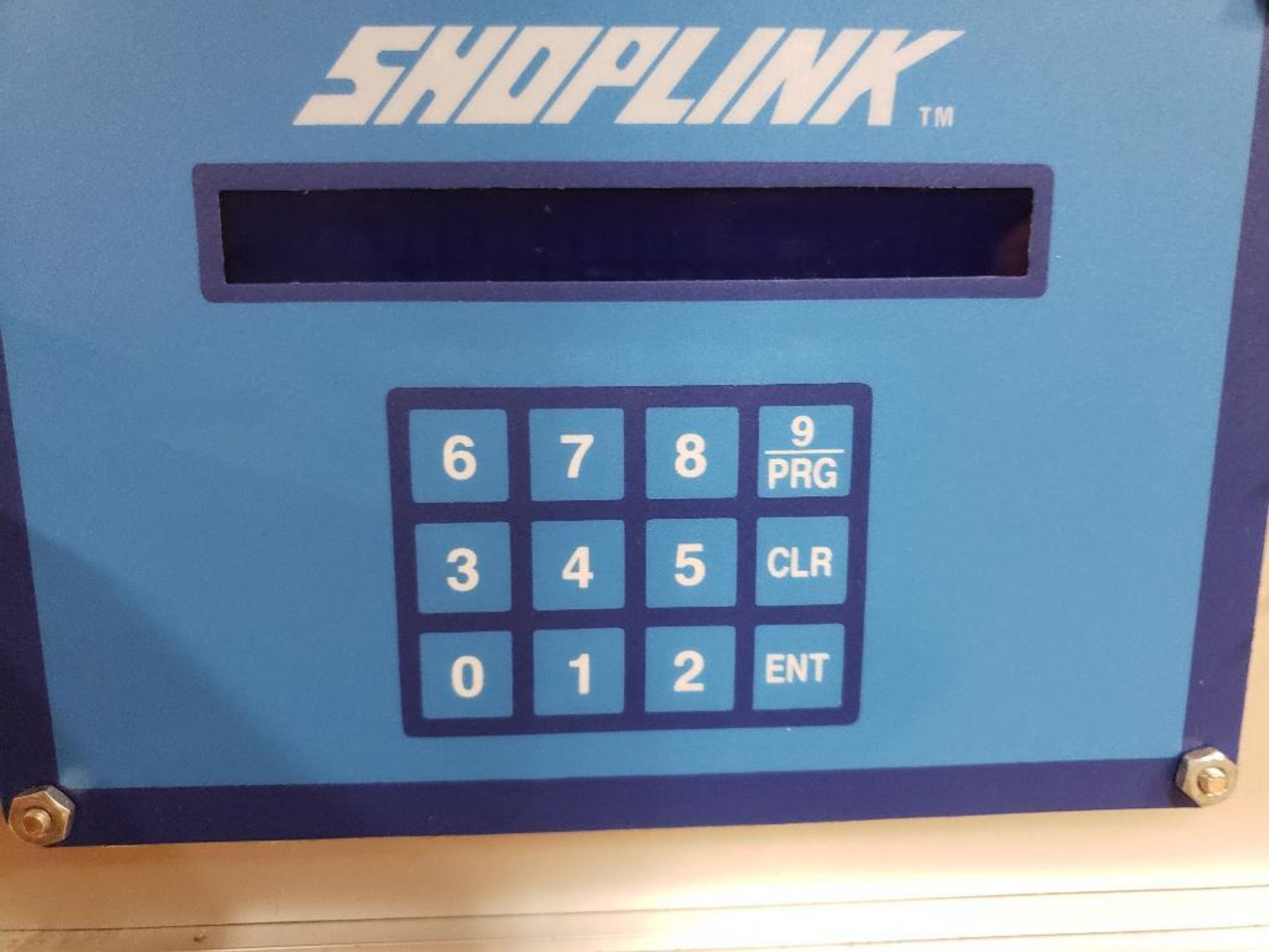 Shoplink control box setup. - Image 3 of 6