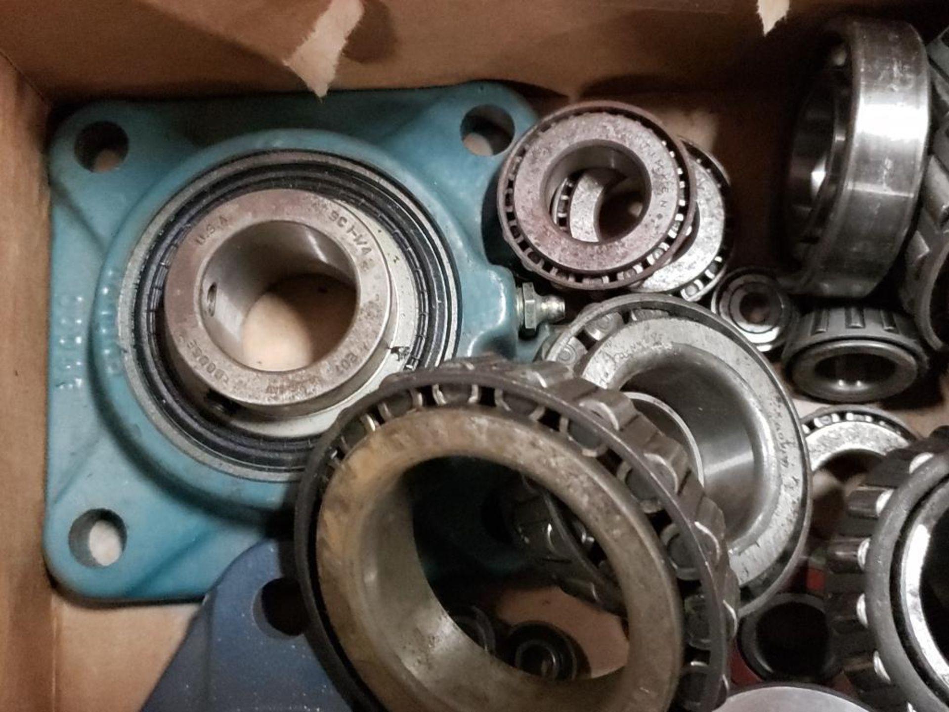 Assorted bearings, pillow block bearings. McGill. - Image 3 of 5