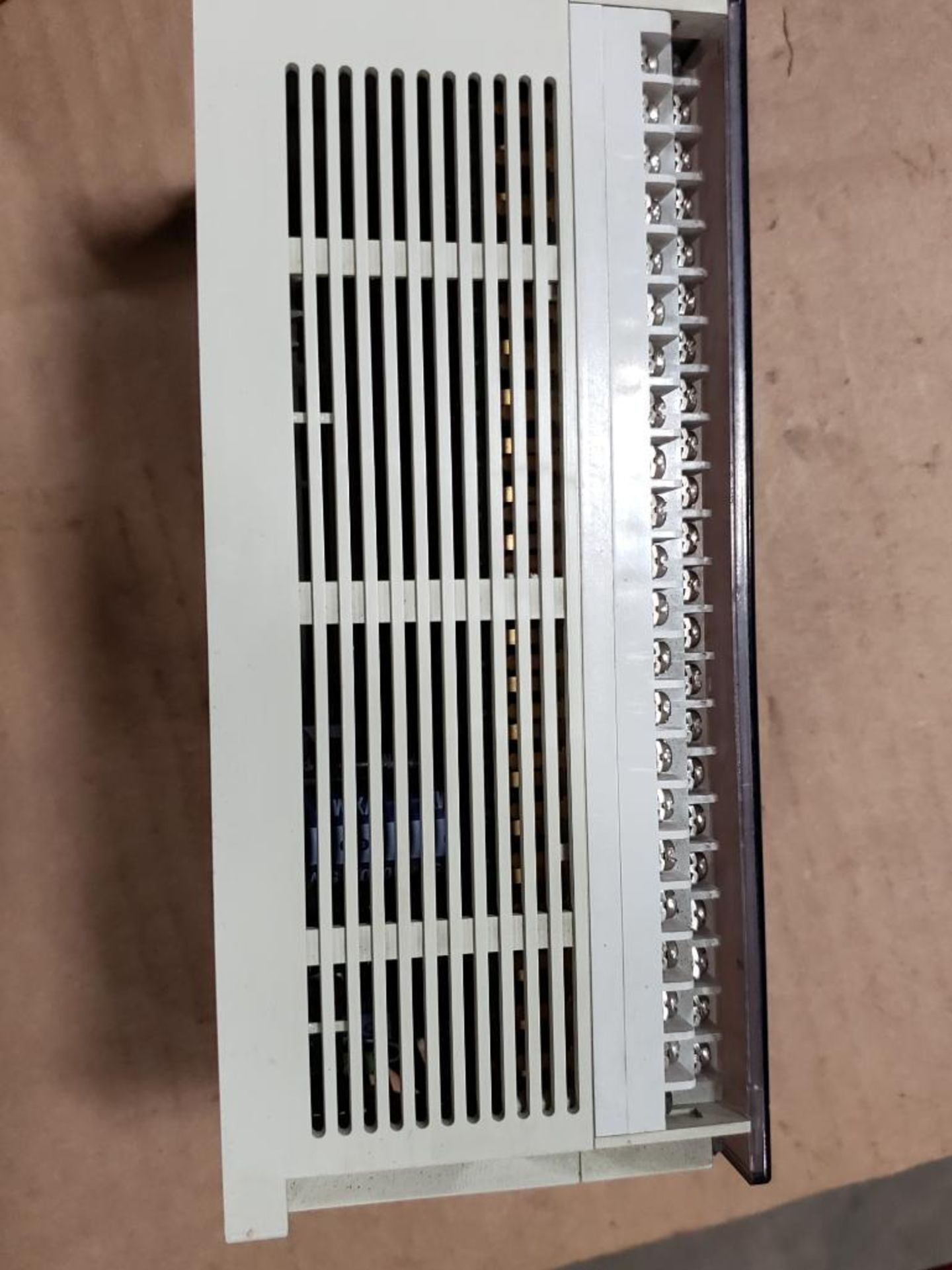 Assorted Mitsubishi electrical. MELSEC FXon-60MR0DS, FXon-8EYR-ES. - Image 5 of 10