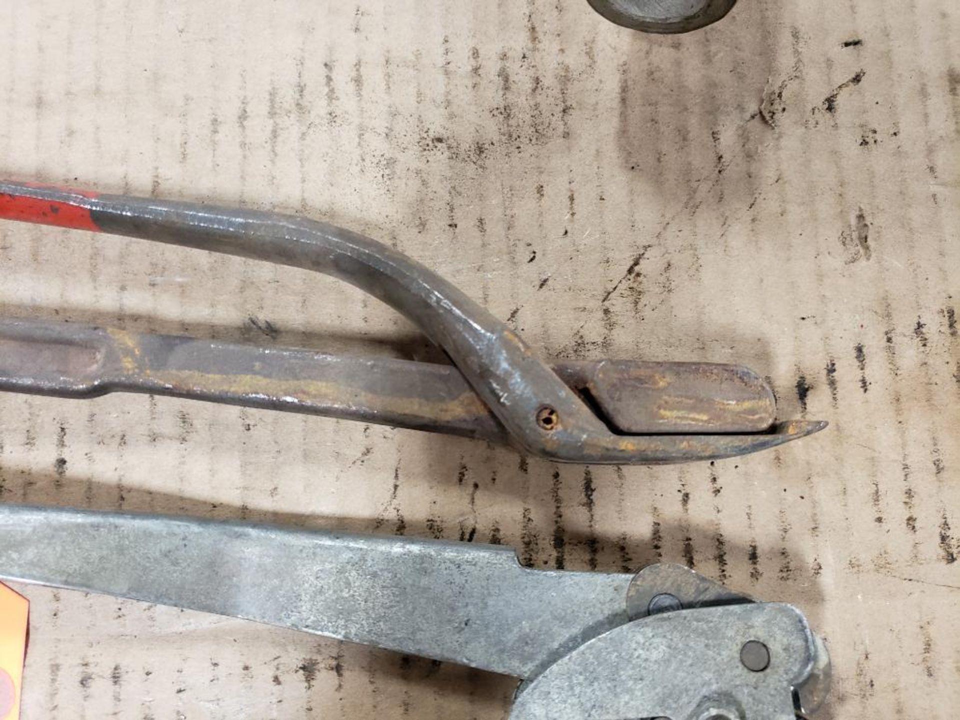 Banding tool set. - Image 6 of 8