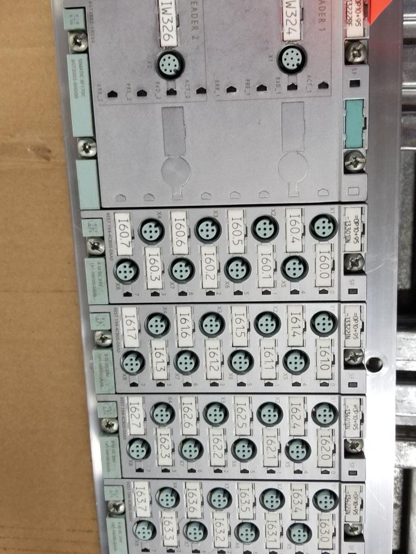 Siemens ET200-pro flow control line. 6ES7-154-1AA01-0AB0. - Image 3 of 5