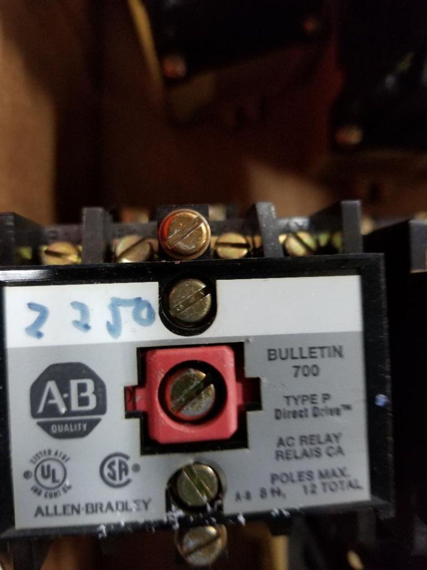 Assorted Allen Bradley contactor. - Image 7 of 8
