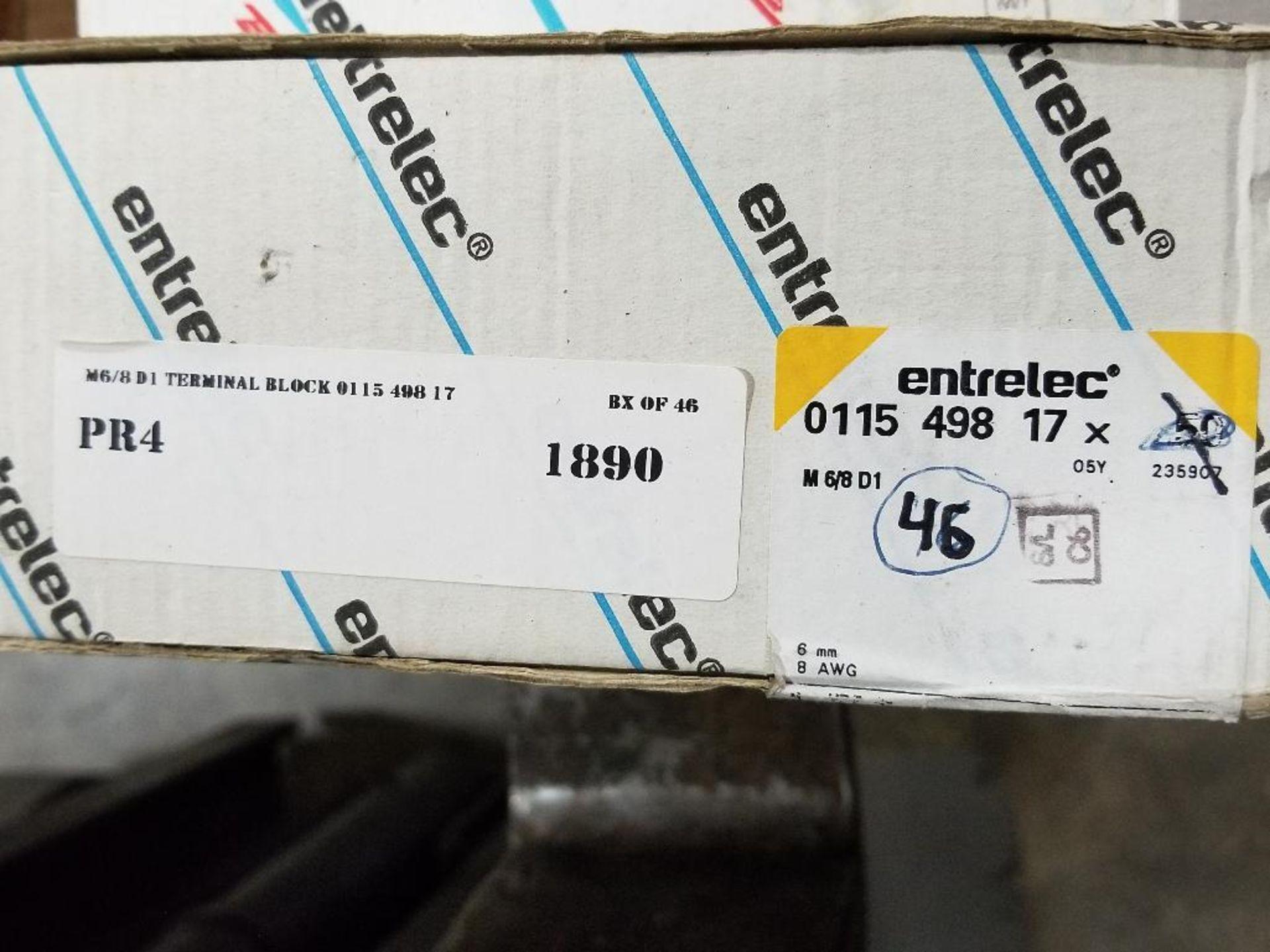 Assorted Entrelec fuse holder blocks. - Image 2 of 6