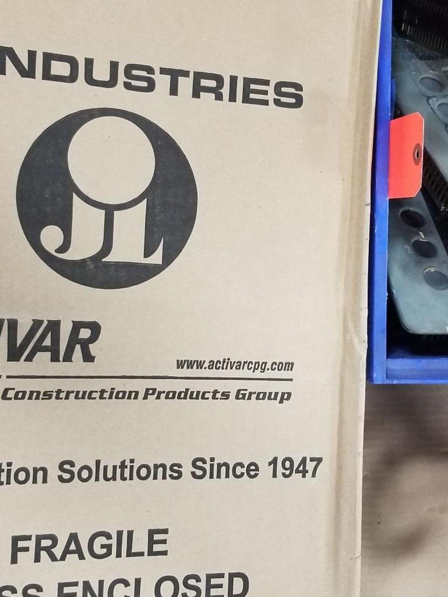 JL Industries C1037V10FX Metal extinguisher cabinet. - Image 5 of 5