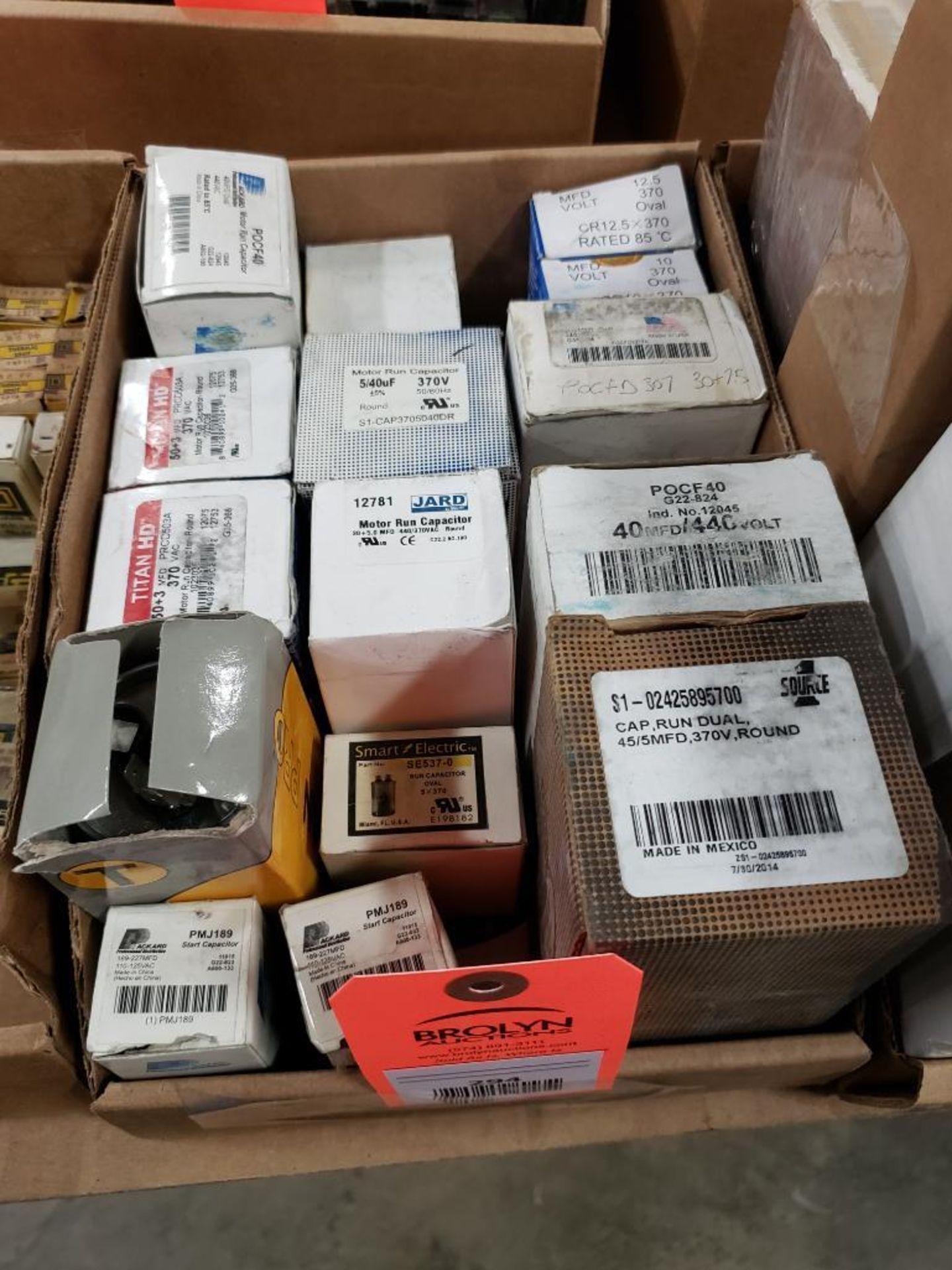 Assorted electrical. Packard, 1-Source, Jard, Titan-HD.