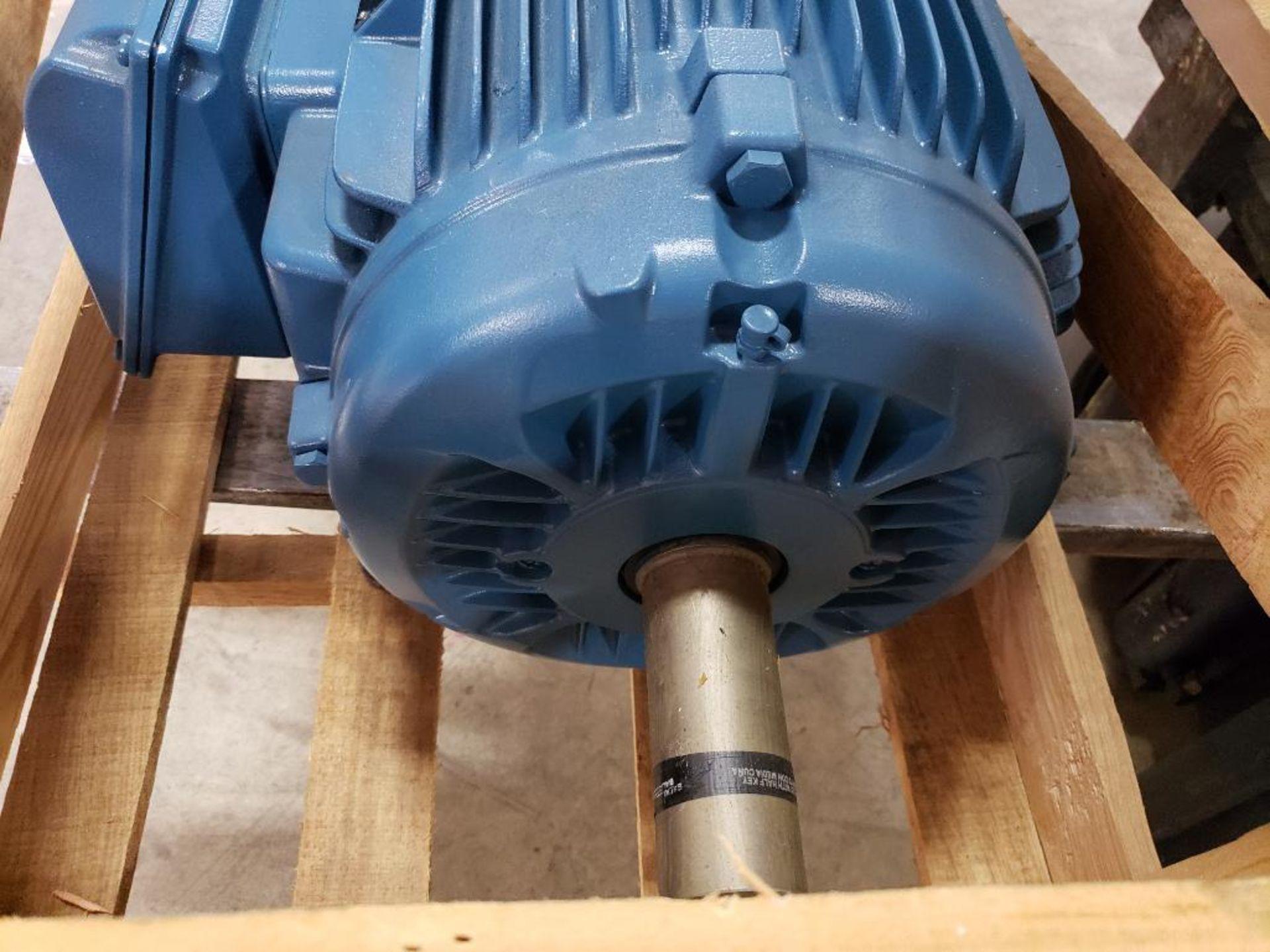 50HP WEG 3PH Inverter Duty Motor. 23ENE2015. 575V, 1775RPM, 324/6T-Frame. - Image 6 of 8
