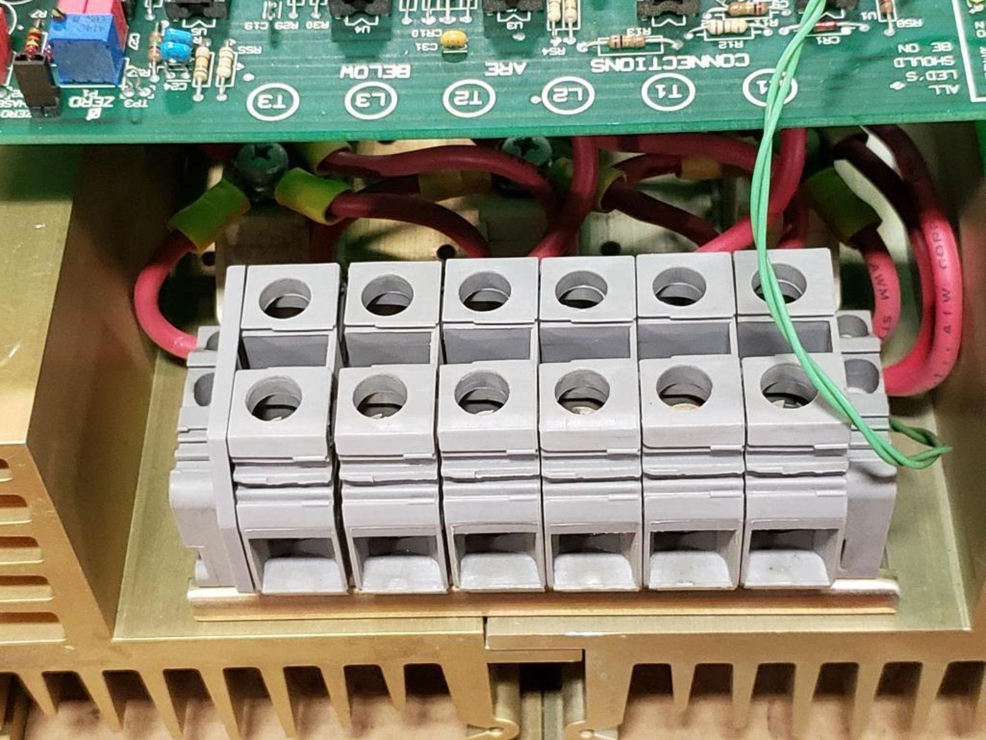 Watlow Q33/480/83/QBV 01-7353 480V power supply module. - Image 12 of 14