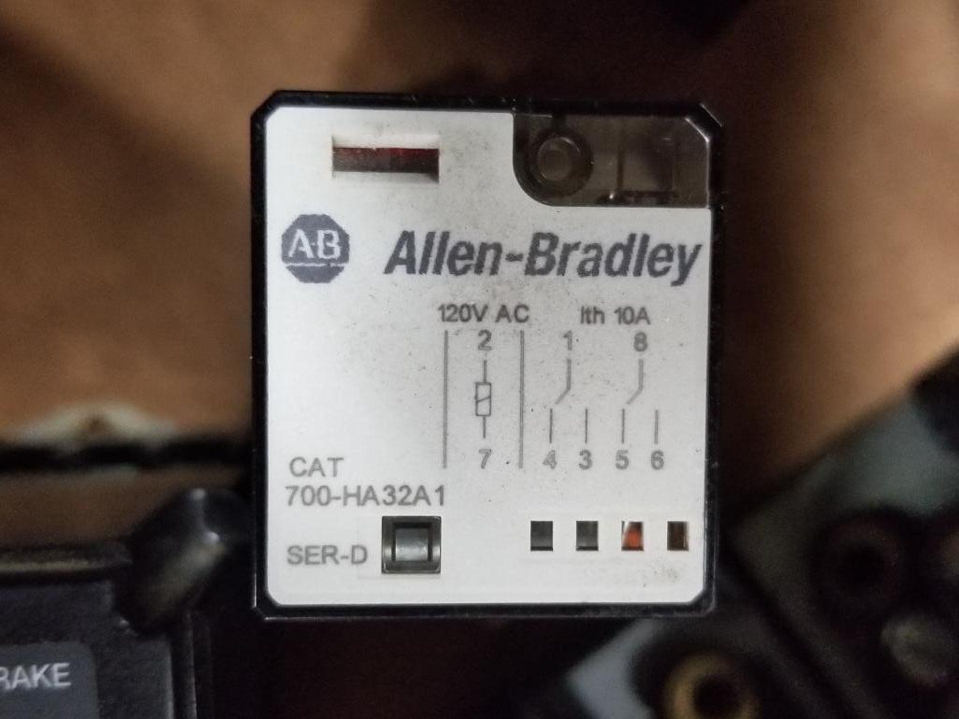 Assorted electrical relays. Sylvania, Warner, Allen Bradley. - Image 6 of 8
