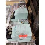 Siemens RSe-ST 3RK1304-5KS40-5AA3 Reversing starter and flow control line.