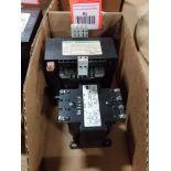 Qty 2 - Industrial transformer. Schneider ABT7-ESM040B, EGS E105.