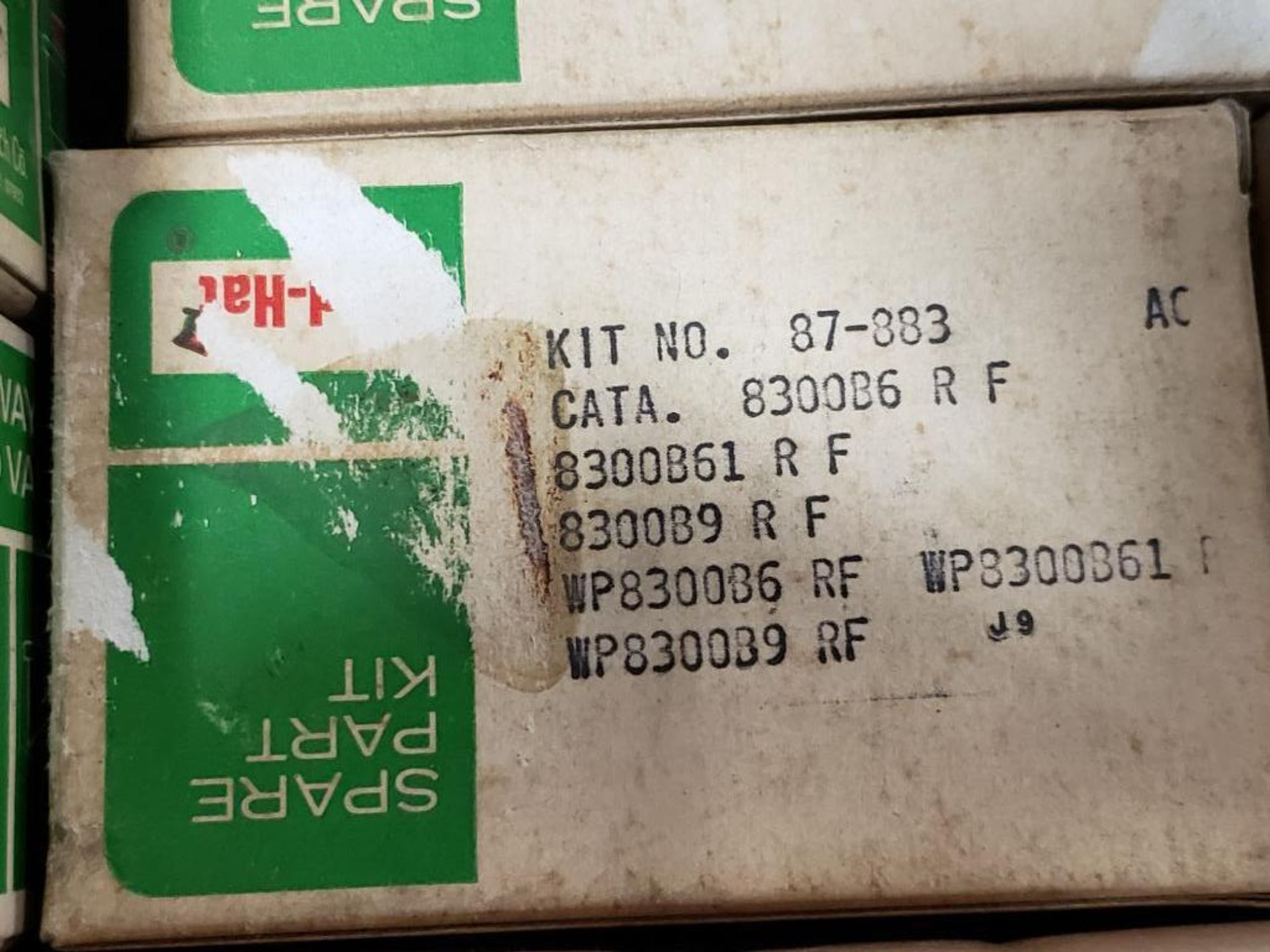 Assorted solenoid valves, and repair kits. Asco. - Image 13 of 15