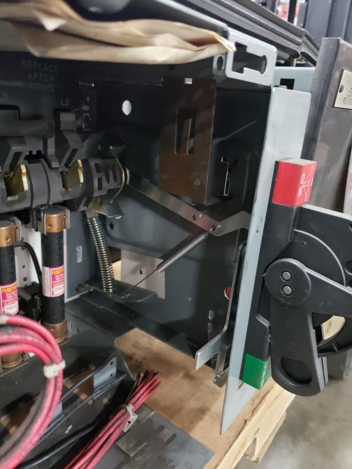 Qty 3 - Allen Bradley Motor Control bucket. 211A-B080-48-24R-41-98. - Image 8 of 8