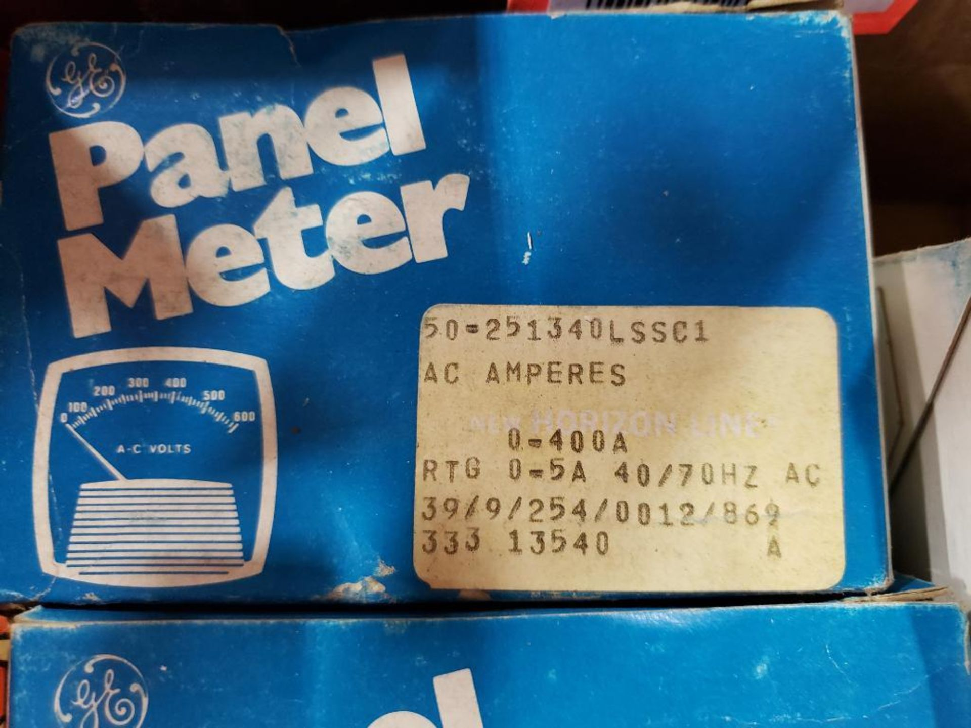 Assorted panel meters. Simpson, Panel Meter. - Image 12 of 12