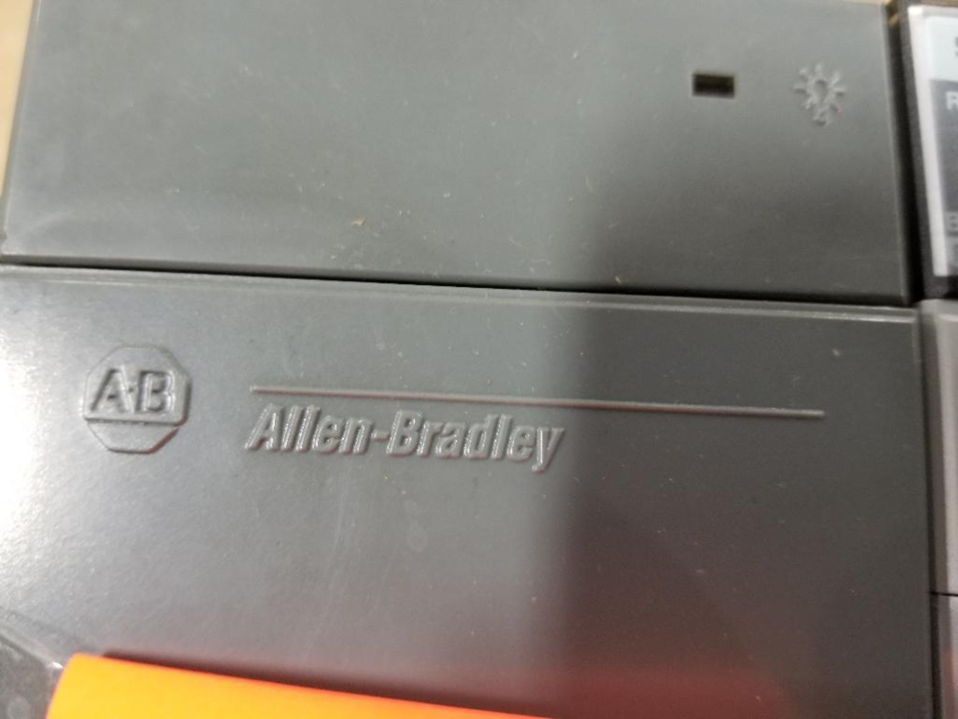 Allen Bradley SLC Rack. SLC 5/04 CPU. - Image 2 of 6