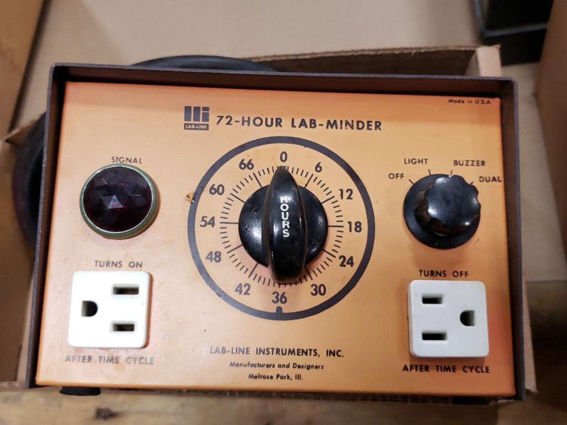 Lab-Line 72-Hour Lab-Minder. Model 1430. - Image 2 of 6