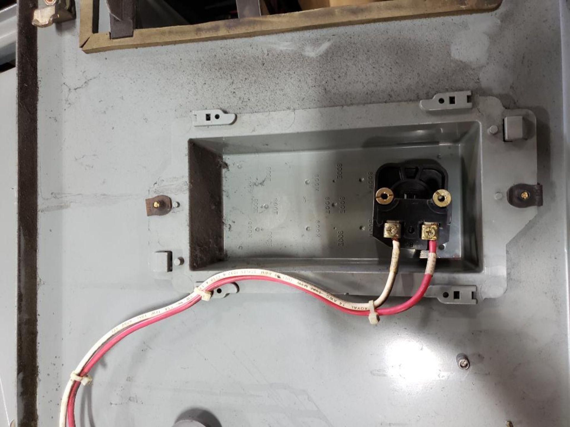 Qty 3 - Allen Bradley Motor Control bucket. 211A-B080-48-24R-41-98. - Image 3 of 8