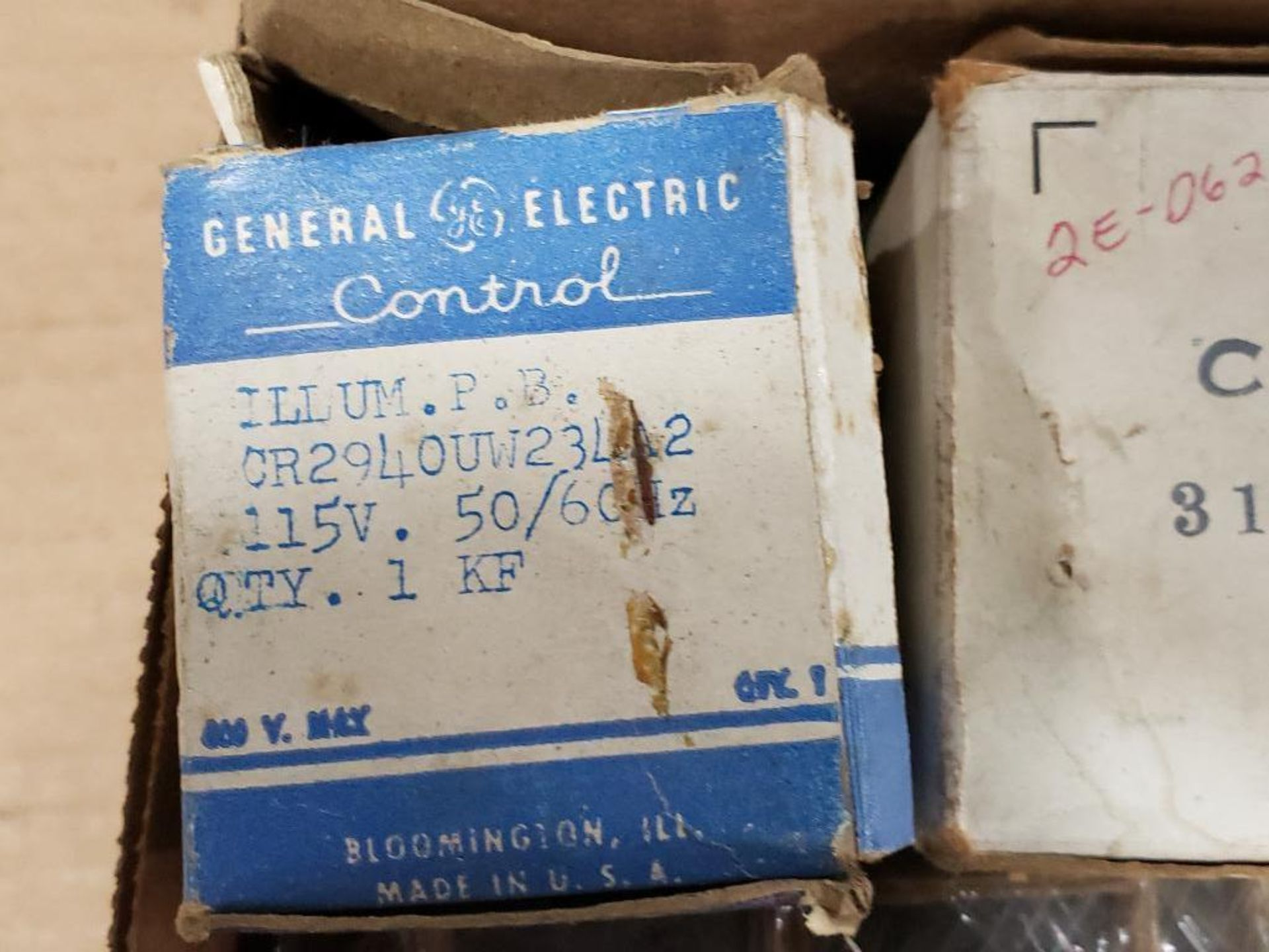 Assorted electrical. GE, Furnas. - Image 2 of 16