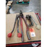 Banding tool set.