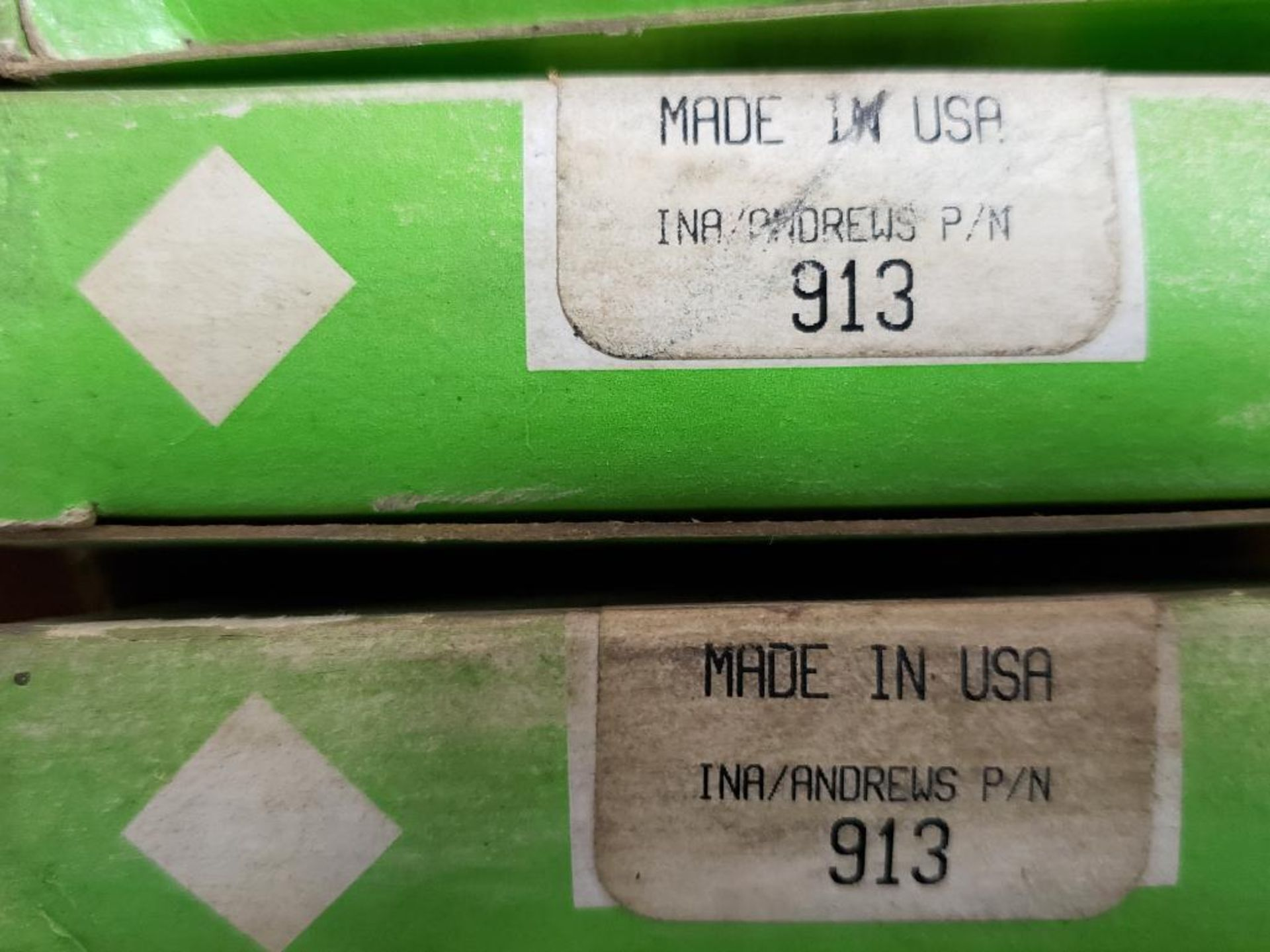 Assorted bearings. INA, Fafnir. - Image 8 of 14