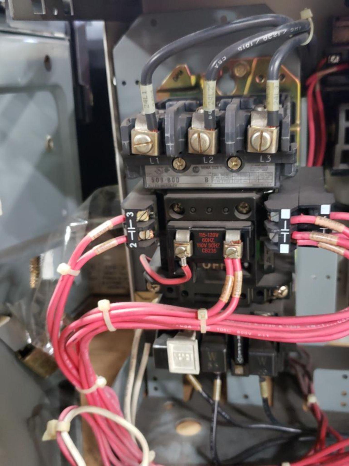 Qty 3 - Allen Bradley Motor Control bucket. 211A-B080-48-24R-41-98. - Image 4 of 6