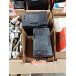 Qty 2 - Watlow DIN-A-Mite DC10-60C0-0000 power controller.