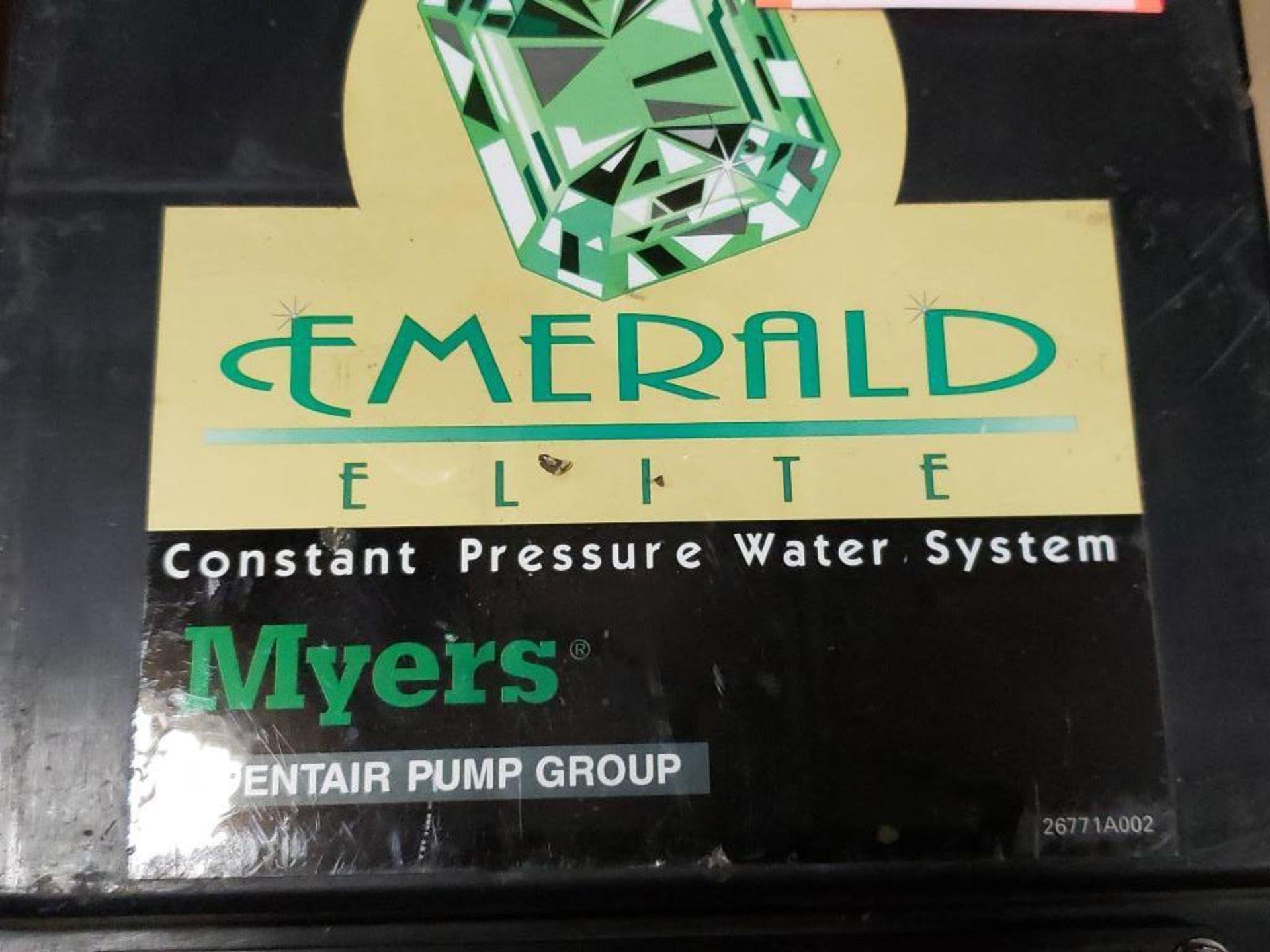 Emerald Elite Myers pentair pump group 26493D001. GEM10-CB. - Image 2 of 3