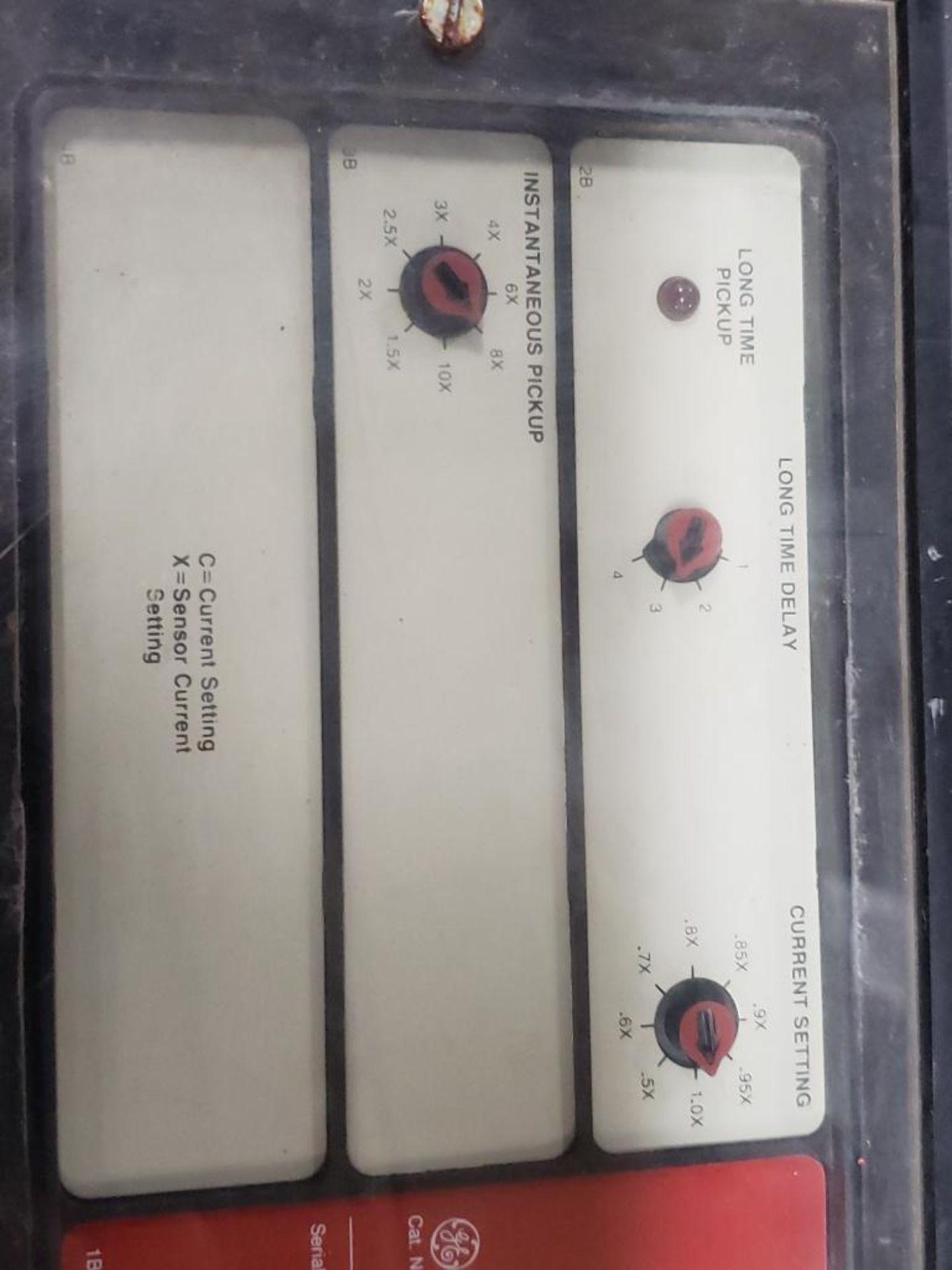GE Micro Versa Trip T9VT20 Breaker. 1200Amp, 3-Pole. - Image 3 of 5